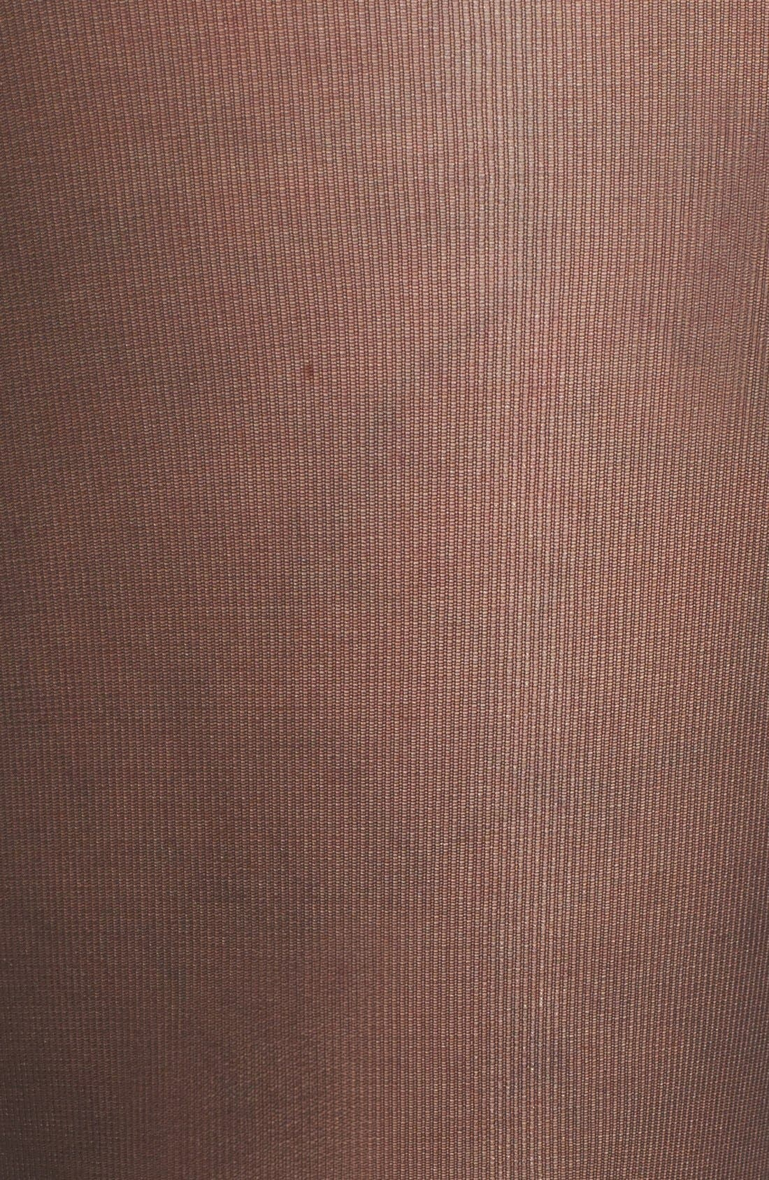 Alternate Image 3  - Donna Karan Evolution Semi-Sheer Pantyhose