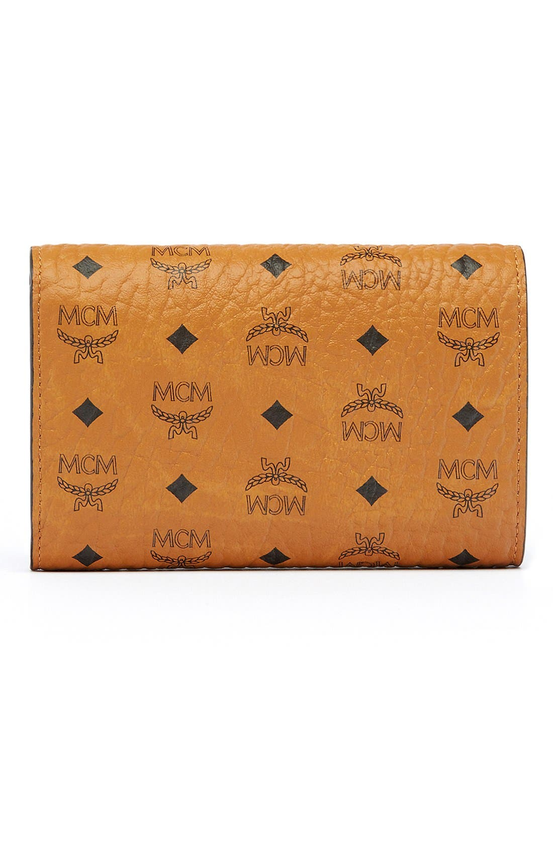 Alternate Image 4  - MCM 'Visetos' Trifold Wallet