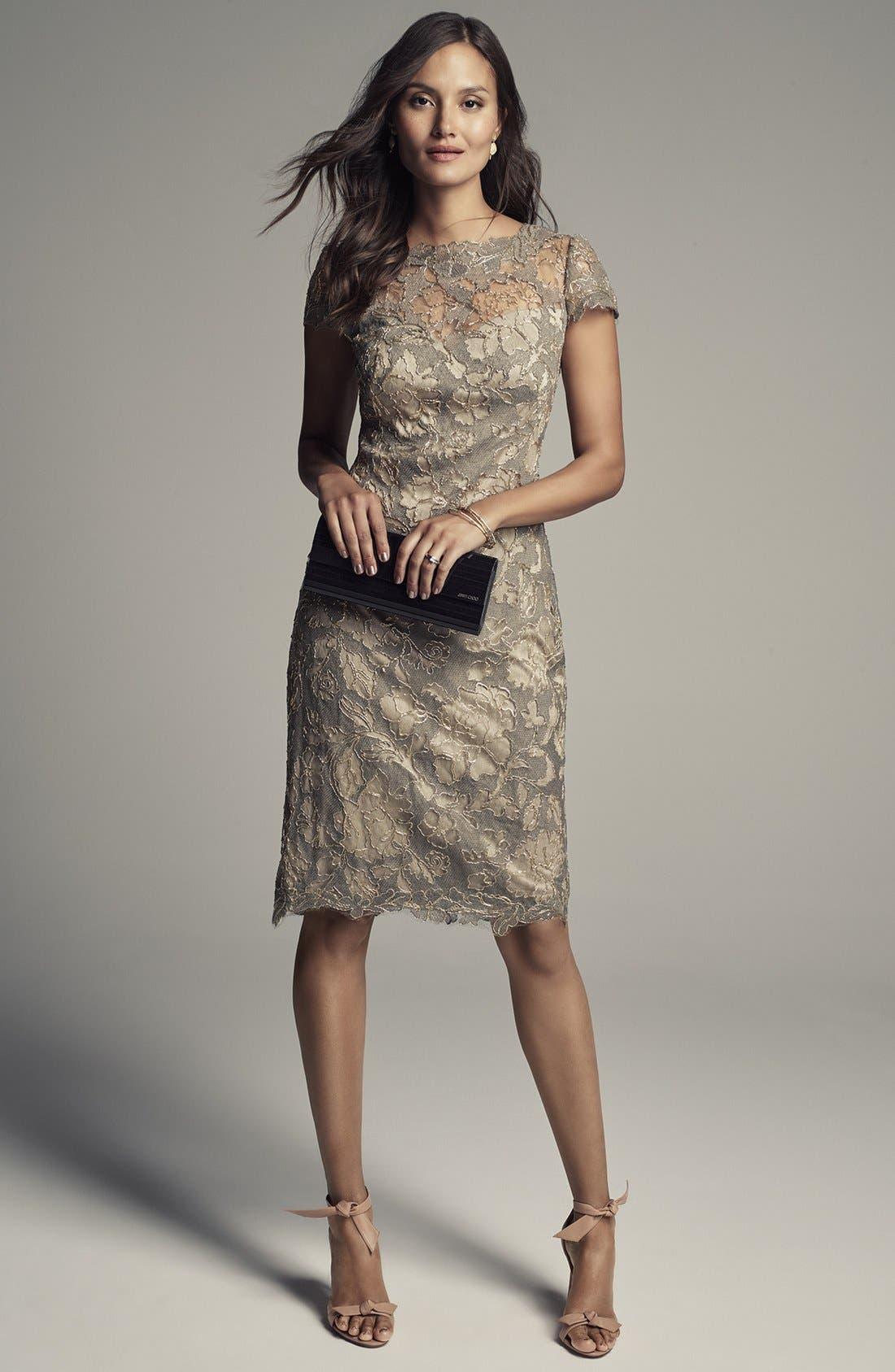 Tadashi Shoji Dress & Accessories