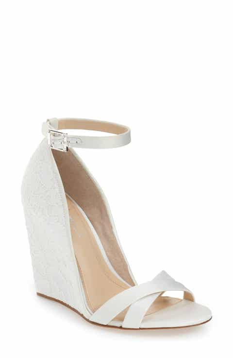 Women's White Wedge Sandals | Nordstrom