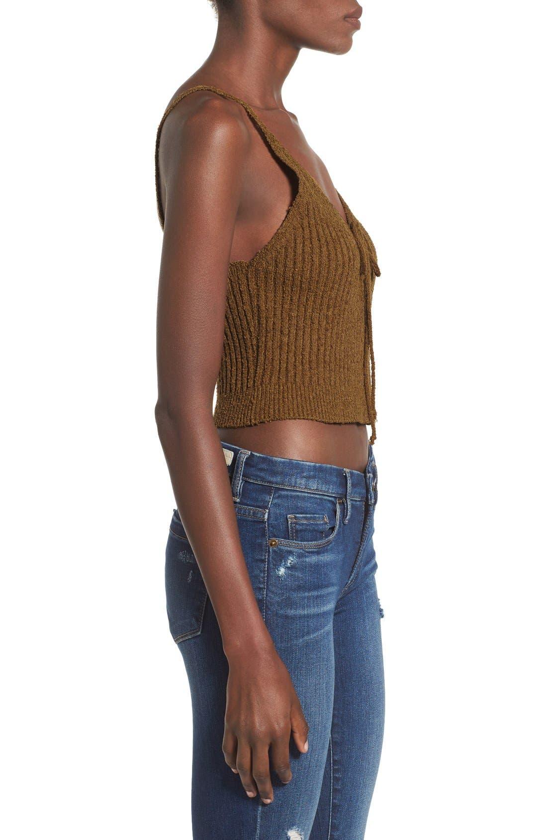 Alternate Image 3  - ASTR 'Angela' Knit Tank