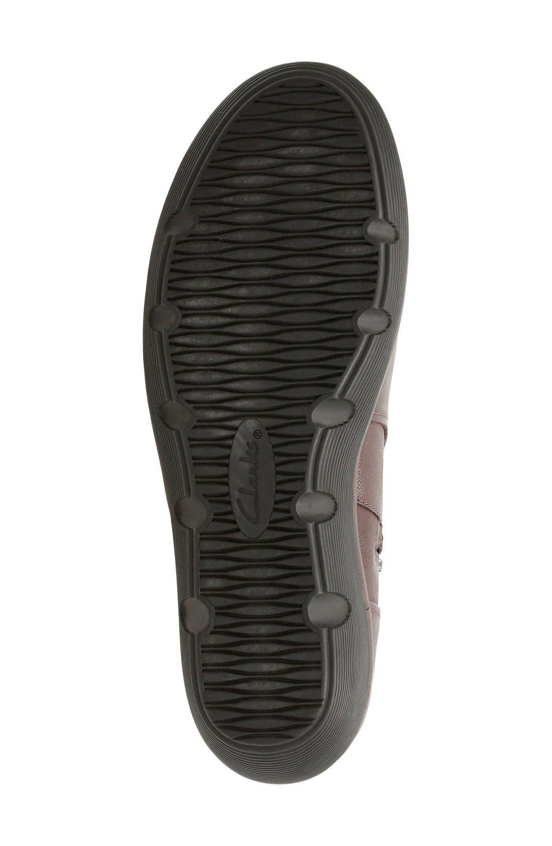 Alternate Image 4  - Clarks® 'Clarene Sun' Wedge Boot (Women)
