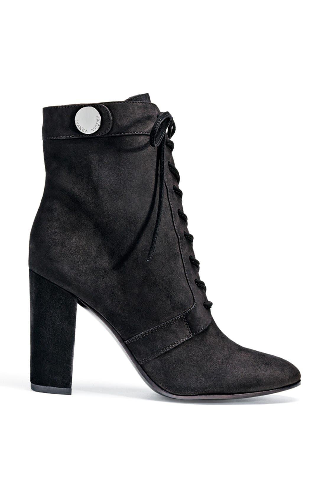 Alternate Image 8  - Ivanka Trump 'Regal' Lace Up Boot (Women)