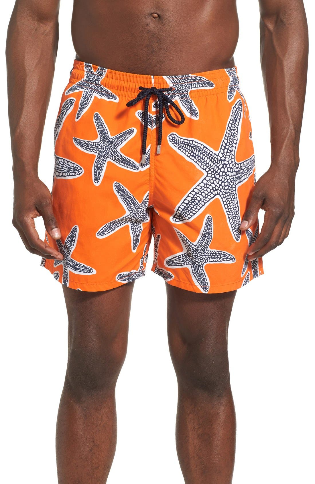 Vilebrequin 'Moorea - Starfish' Swim Trunks