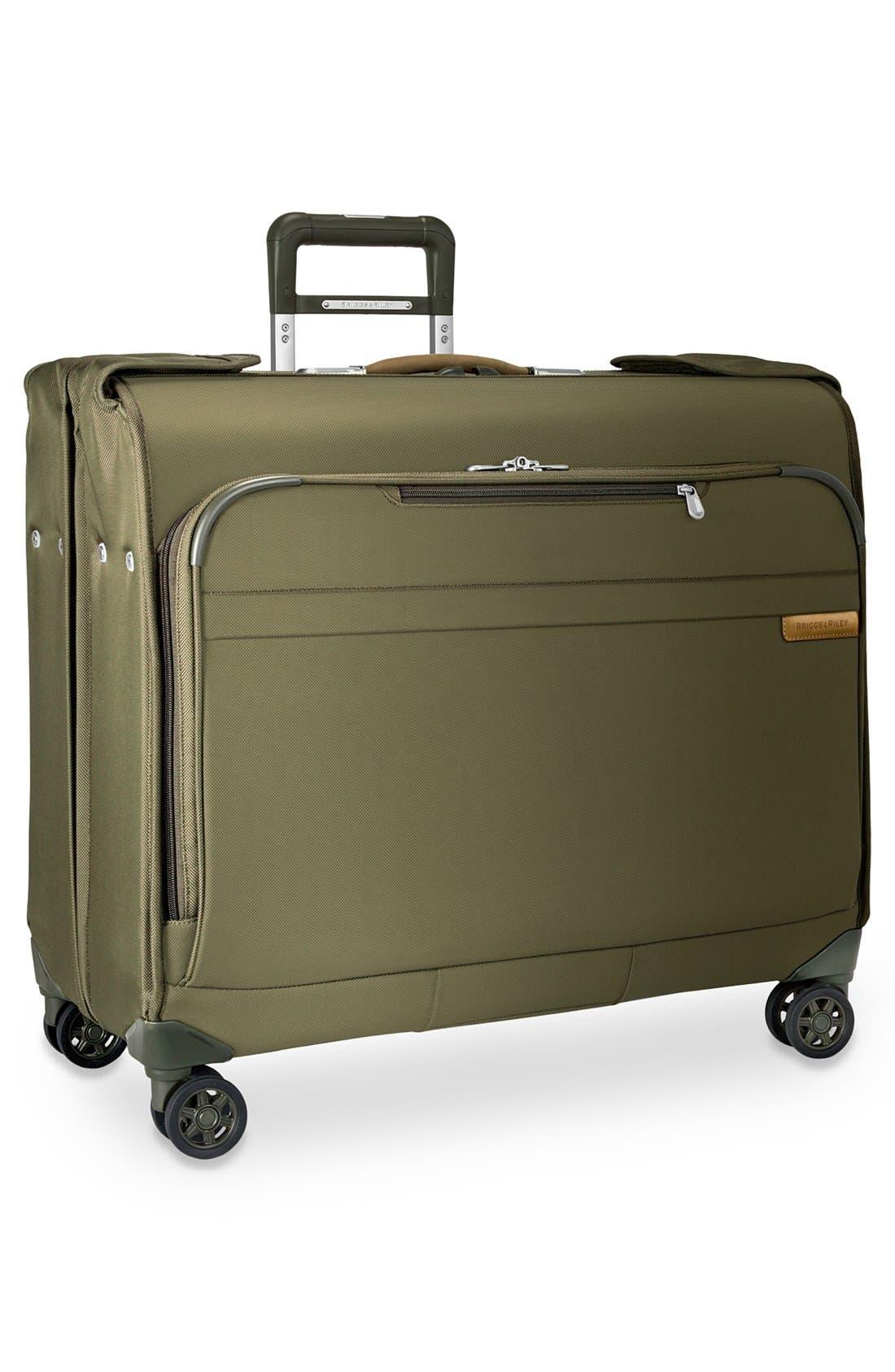 Alternate Image 2  - Briggs & Riley 'Baseline' Wheeled Garment Bag (24 Inch)