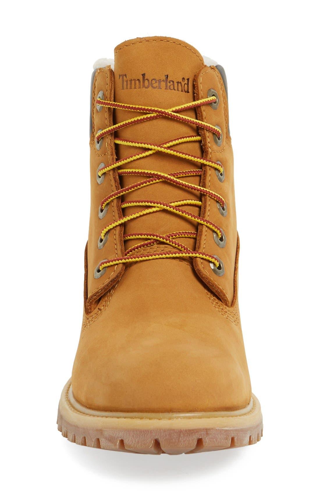 Alternate Image 3  - Timberland 6 Inch Waterproof Boot (Women)
