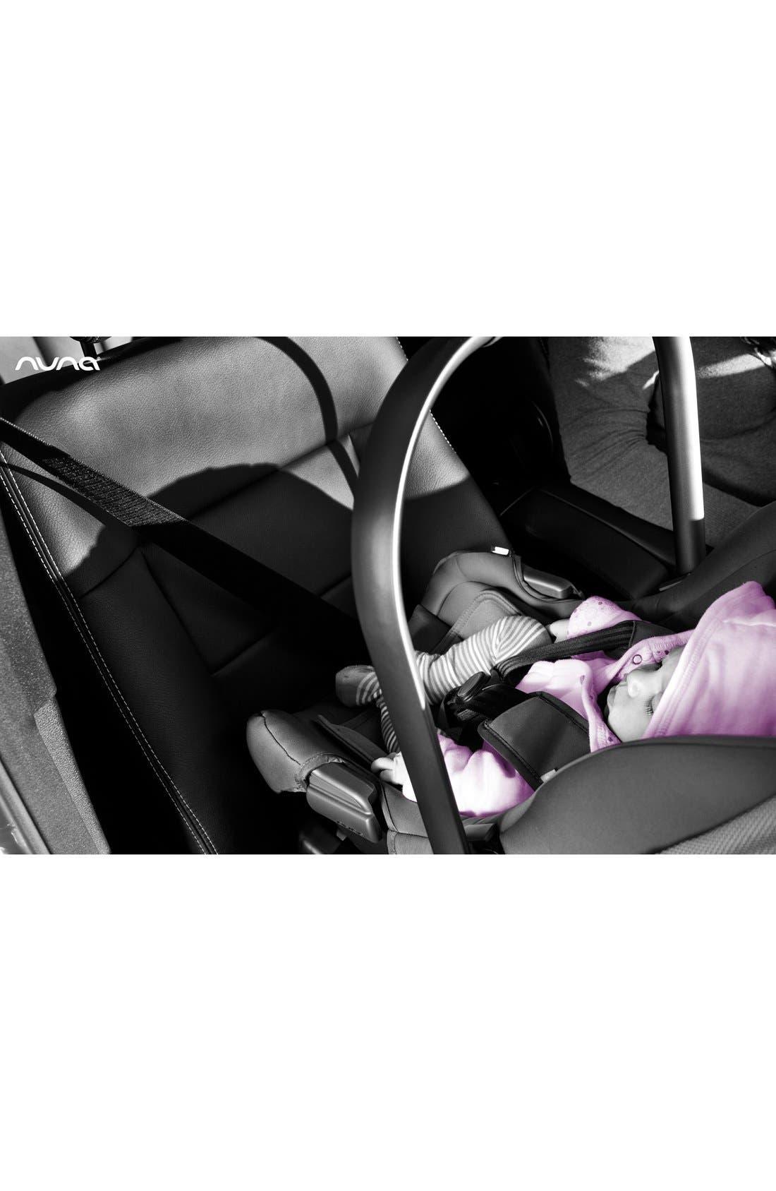 'PIPA<sup>™</sup>' Car Seat & Base,                             Alternate thumbnail 5, color,                             Jett