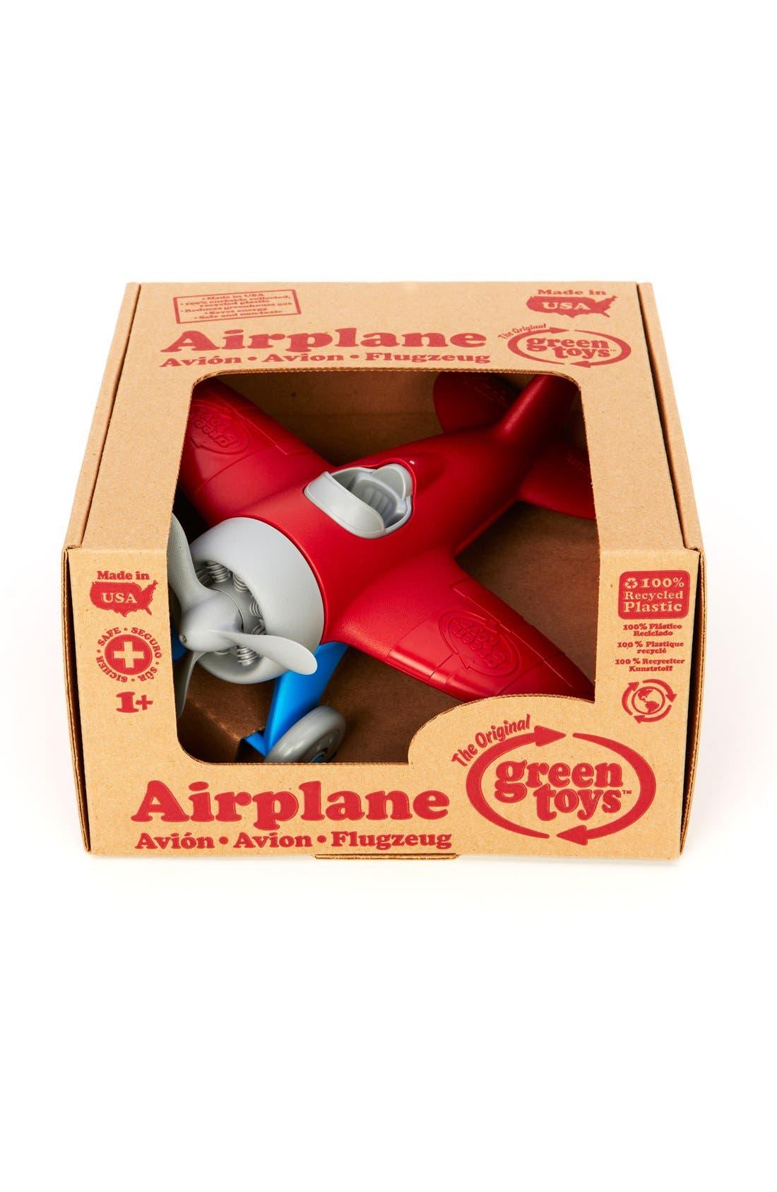 Alternate Image 2  - Green Toys Airplane