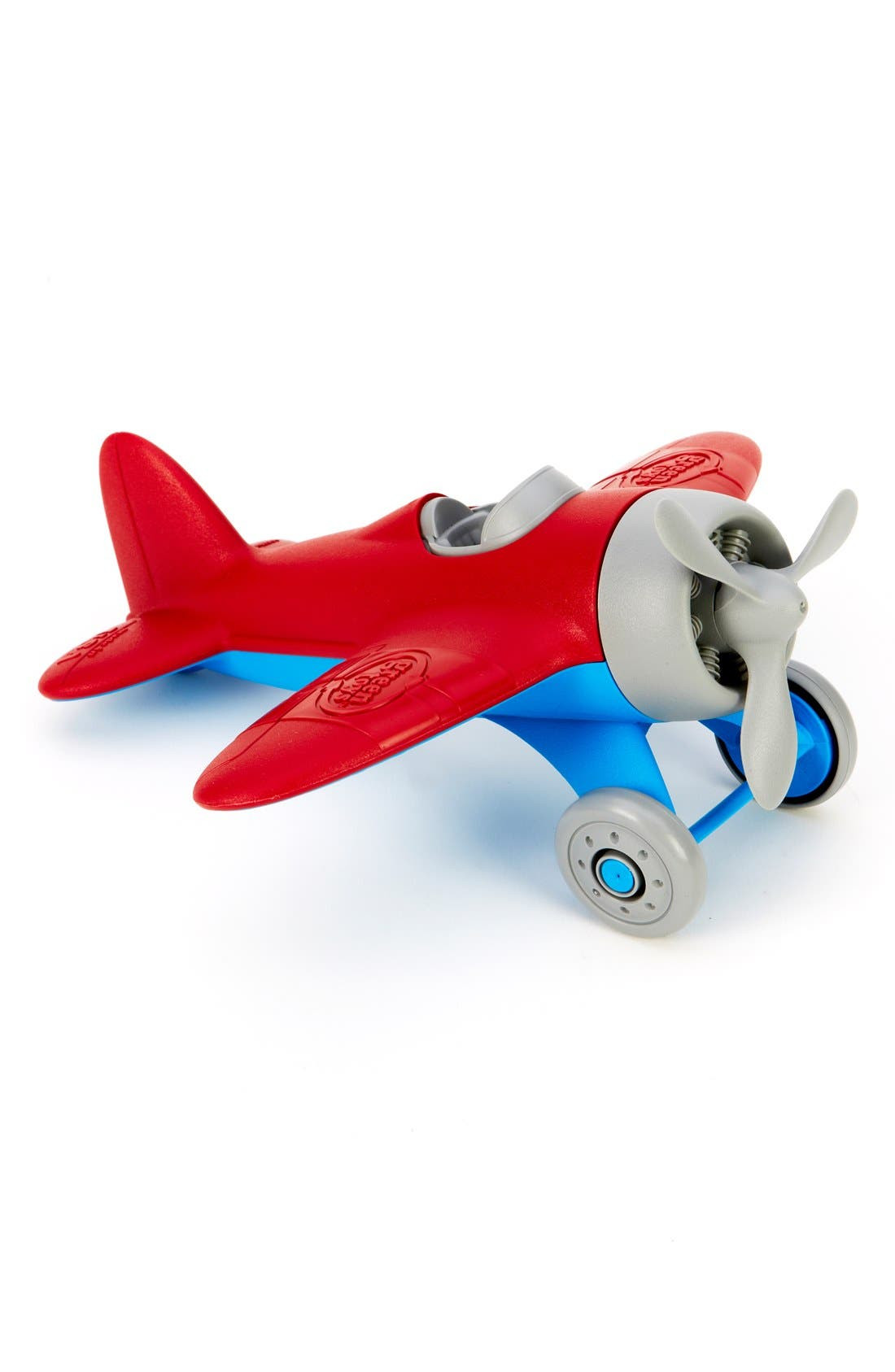 Airplane,                         Main,                         color, Red