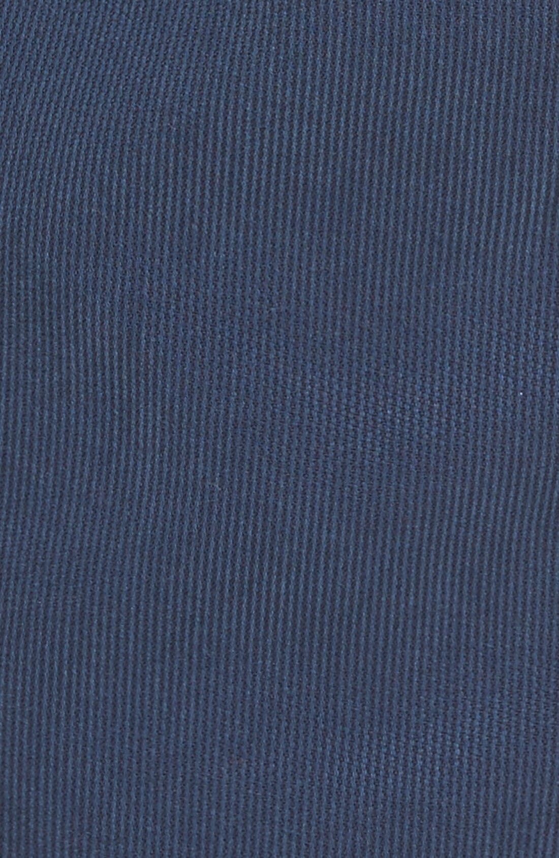 'Beachfront Kihei' Cargo Shorts,                             Alternate thumbnail 5, color,                             Navy