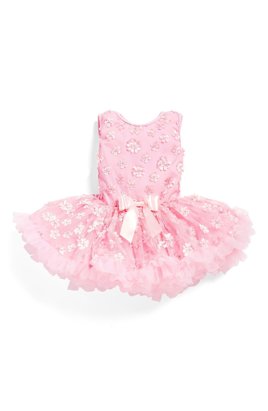 Popatu 'Mini Flower' Pettidress (Baby Girls)
