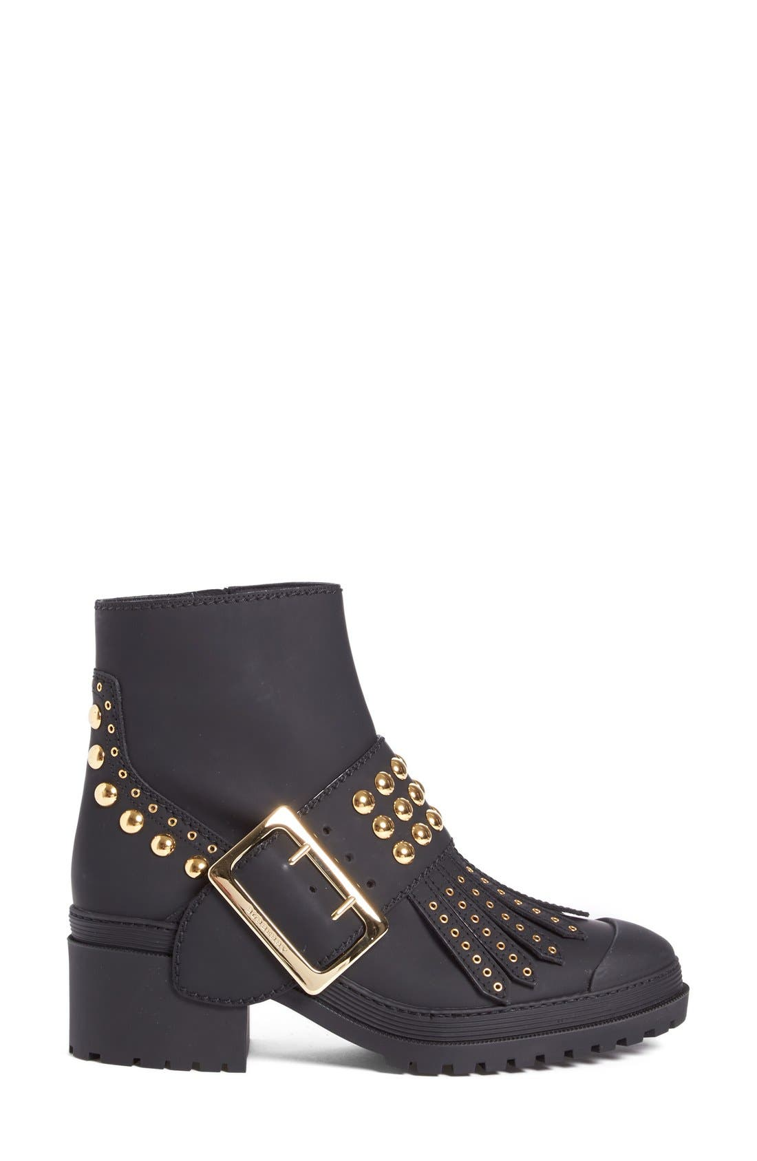 Alternate Image 4  - Burberry 'Whitchester' Boot (Women)