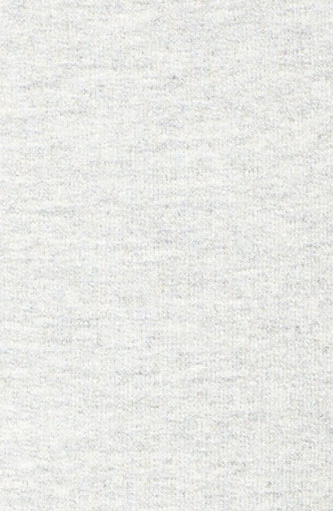 Alternate Image 5  - Zella 'Luxesport' Long Sleeve Sweatshirt
