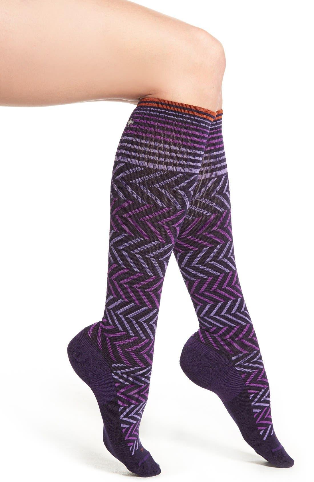 Alternate Image 1 Selected - Sockwell Goodhew Graduated Compression Socks