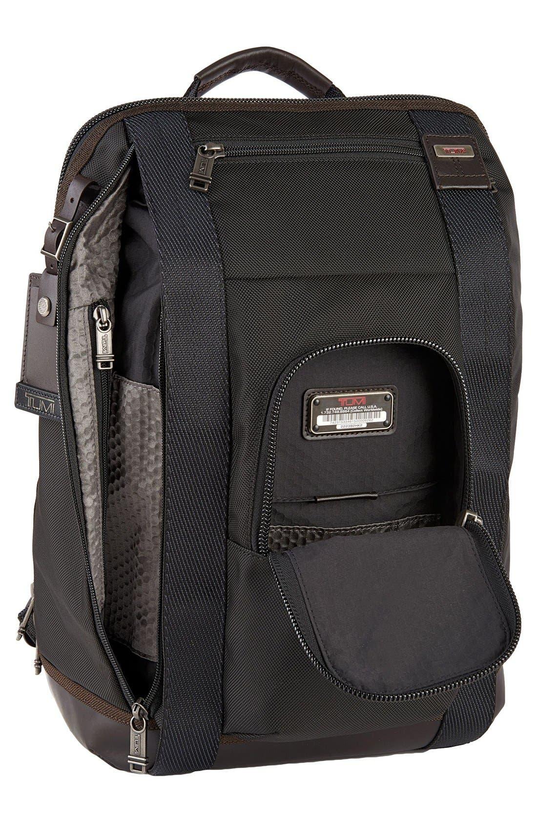 'Alpha Bravo - Edwards' Backpack,                             Alternate thumbnail 3, color,                             Hickory