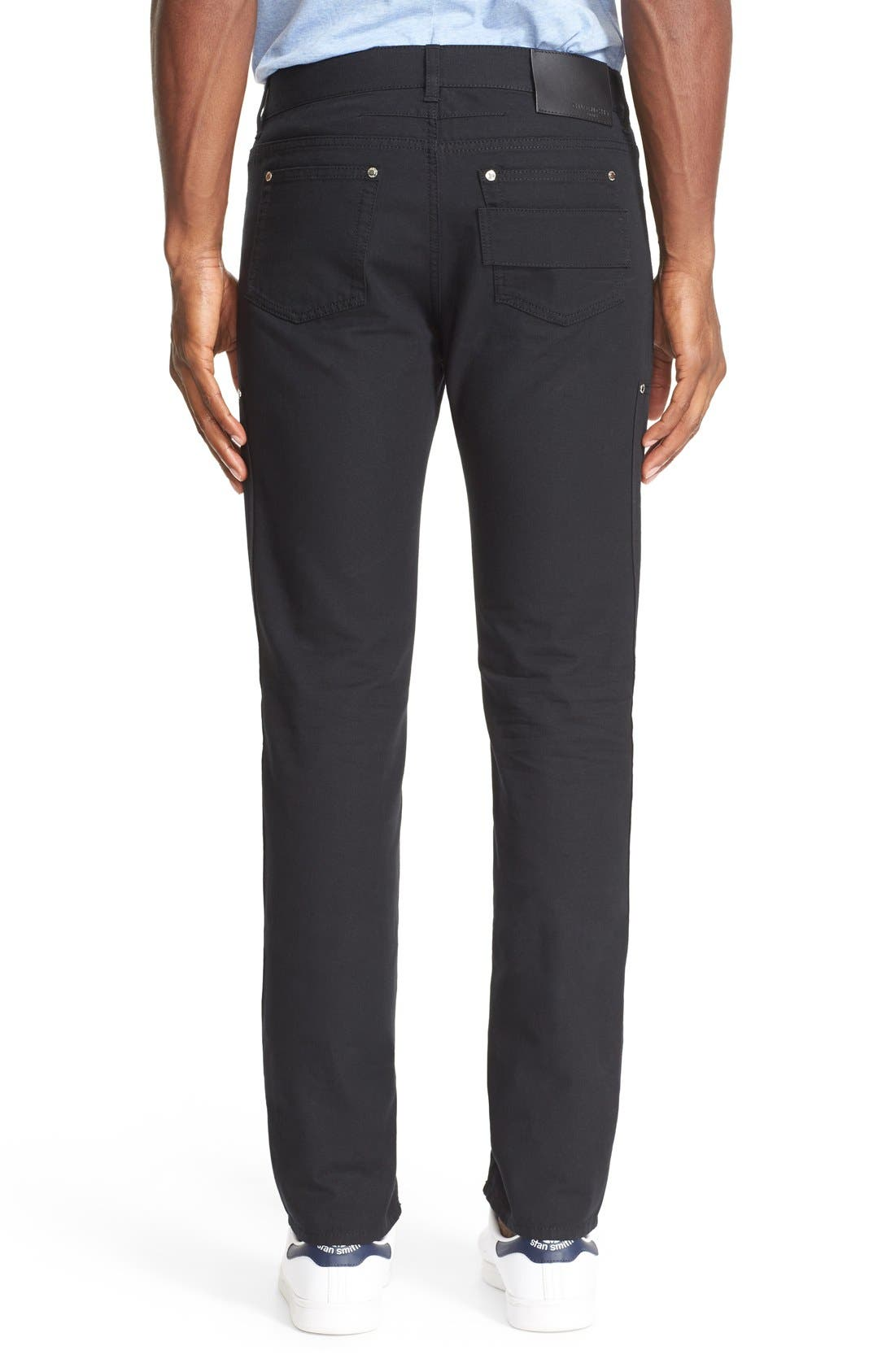 Alternate Image 2  - Givenchy Double Front Work Pants