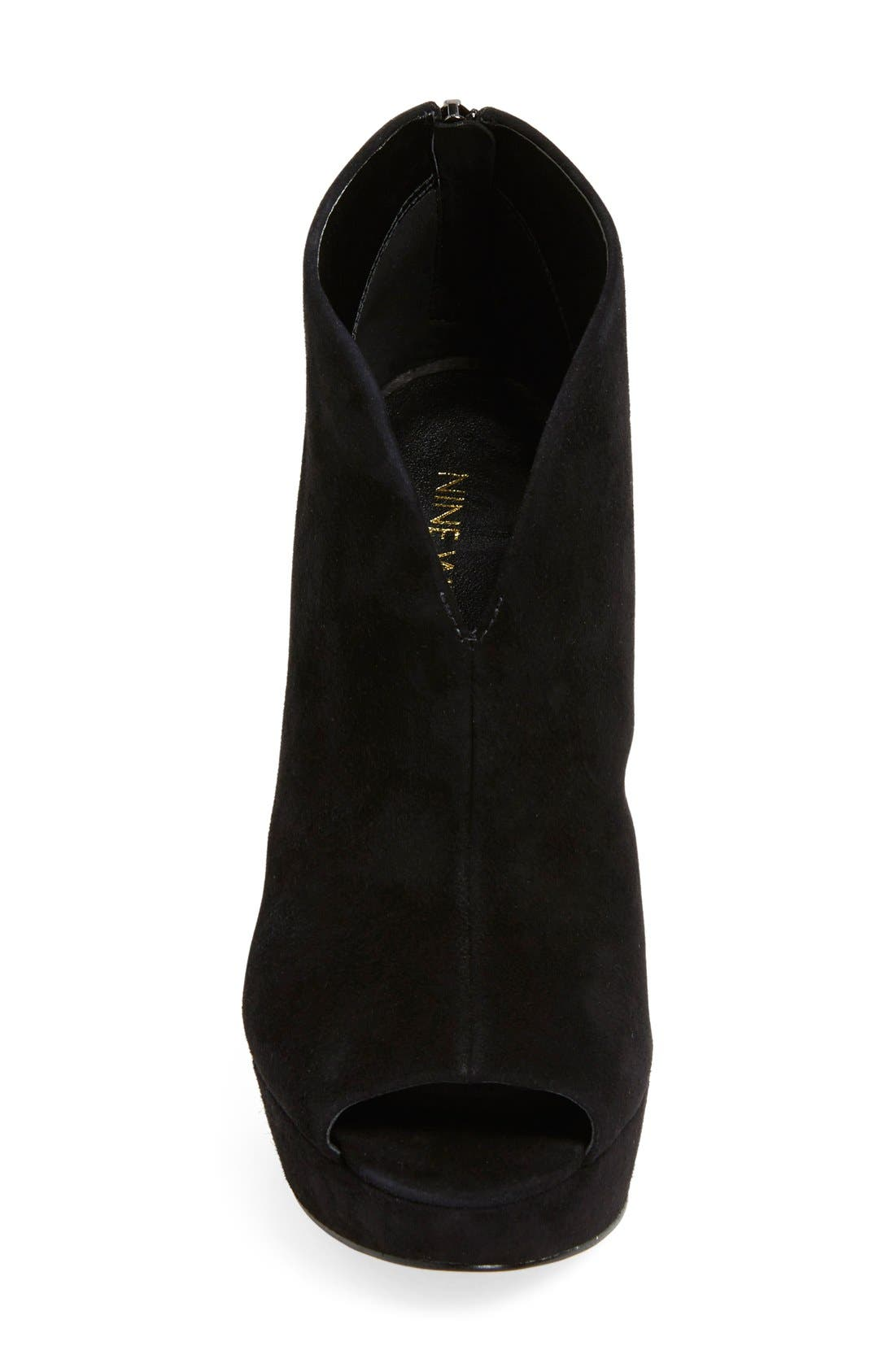 Alternate Image 3  - Nine West 'Vain' Platform Bootie (Women)