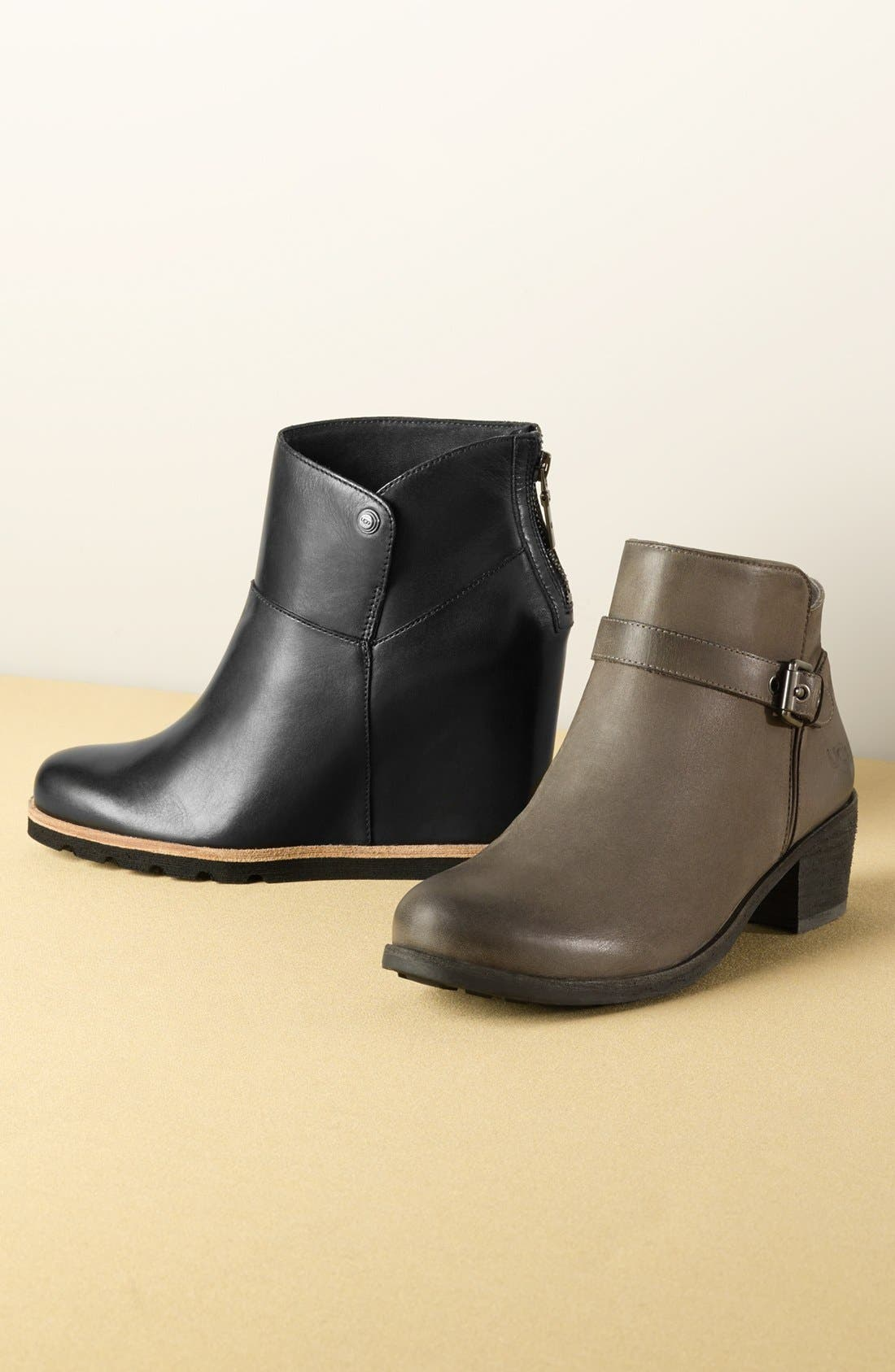 Alternate Image 6  - UGG® 'Amal' Wedge Boot (Women)
