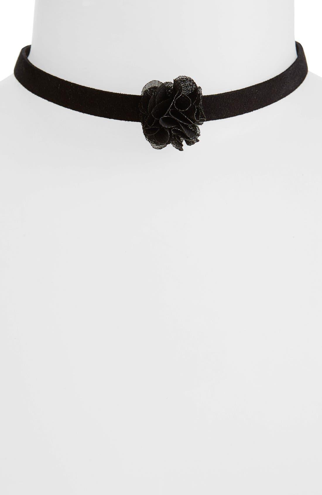 Alternate Image 1 Selected - Shinhwa Bow Choker