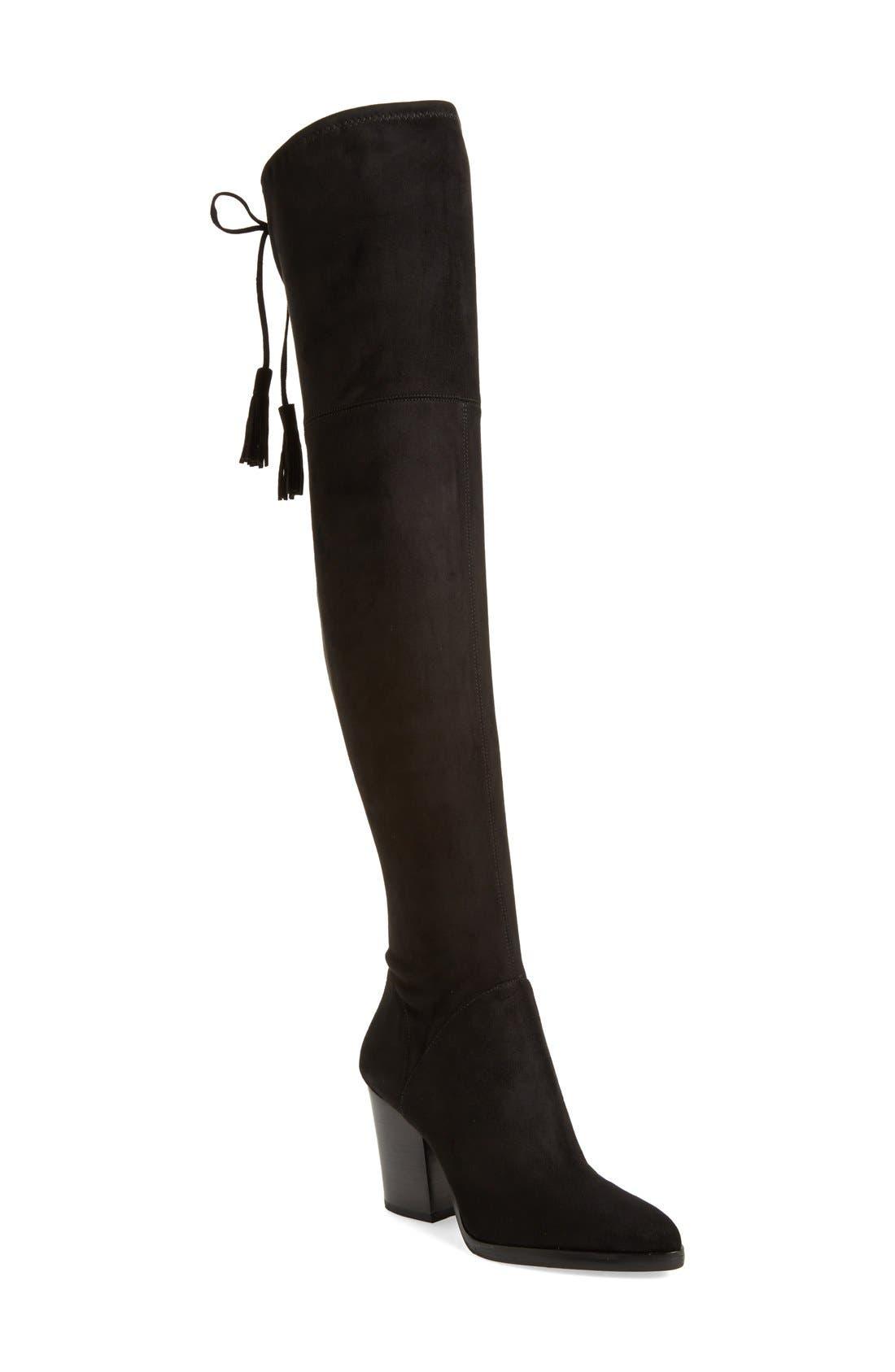 Alternate Image 1 Selected - Marc Fisher LTD 'Alinda' Over the Knee Boot (Women)