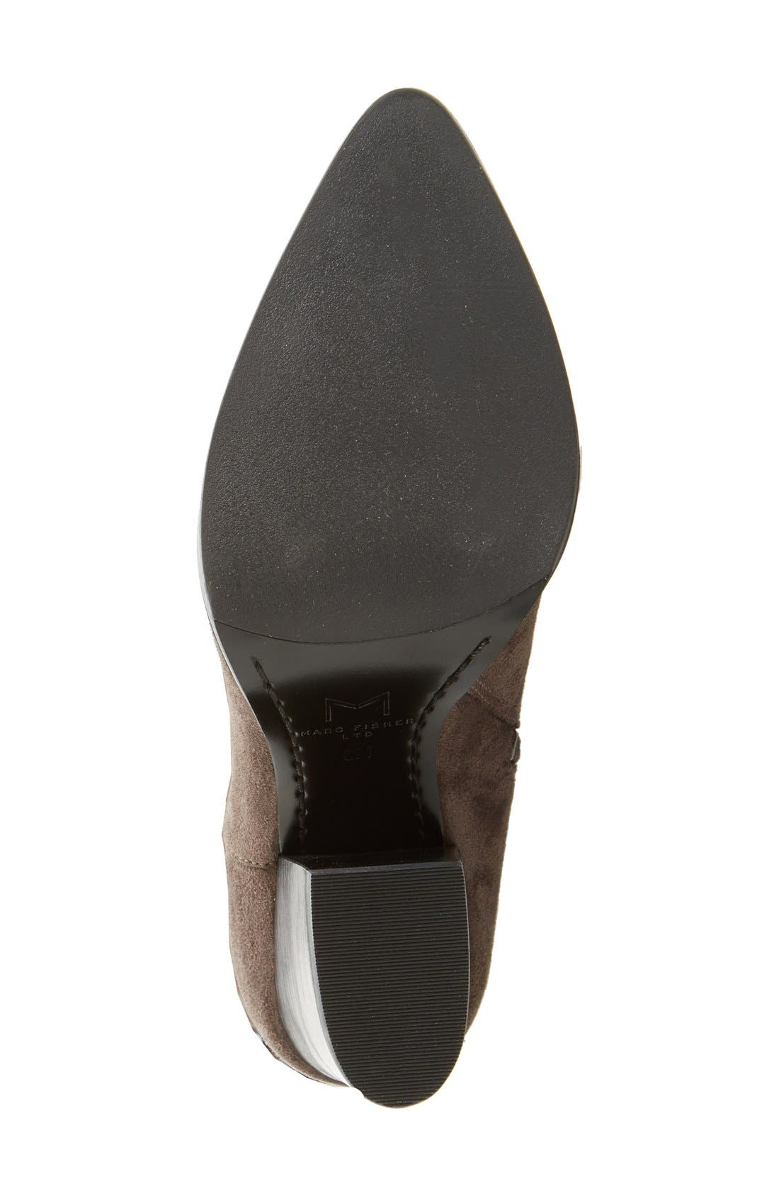 Alternate Image 4  - Marc Fisher LTD 'Alinda' Over the Knee Boot (Women)
