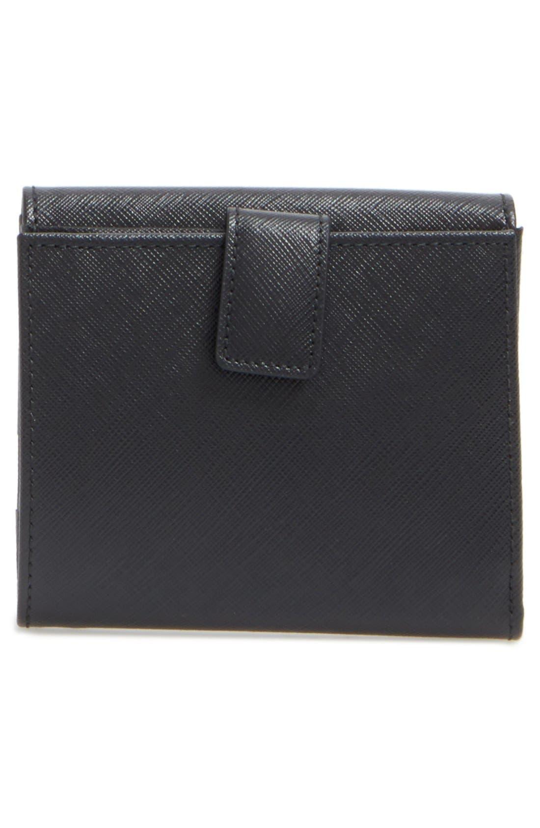 Alternate Image 3  - Salvatore Ferragamo Saffiano Calfskin Leather Wallet