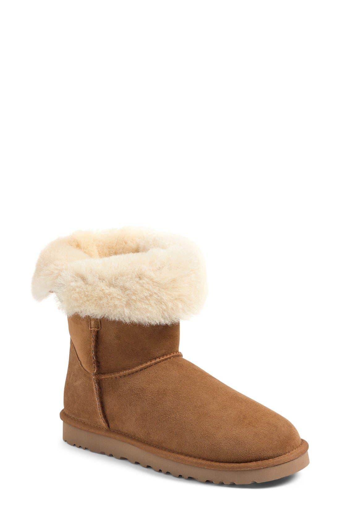 Alternate Image 4  - UGG® Nash Genuine Shearling Boot (Women)