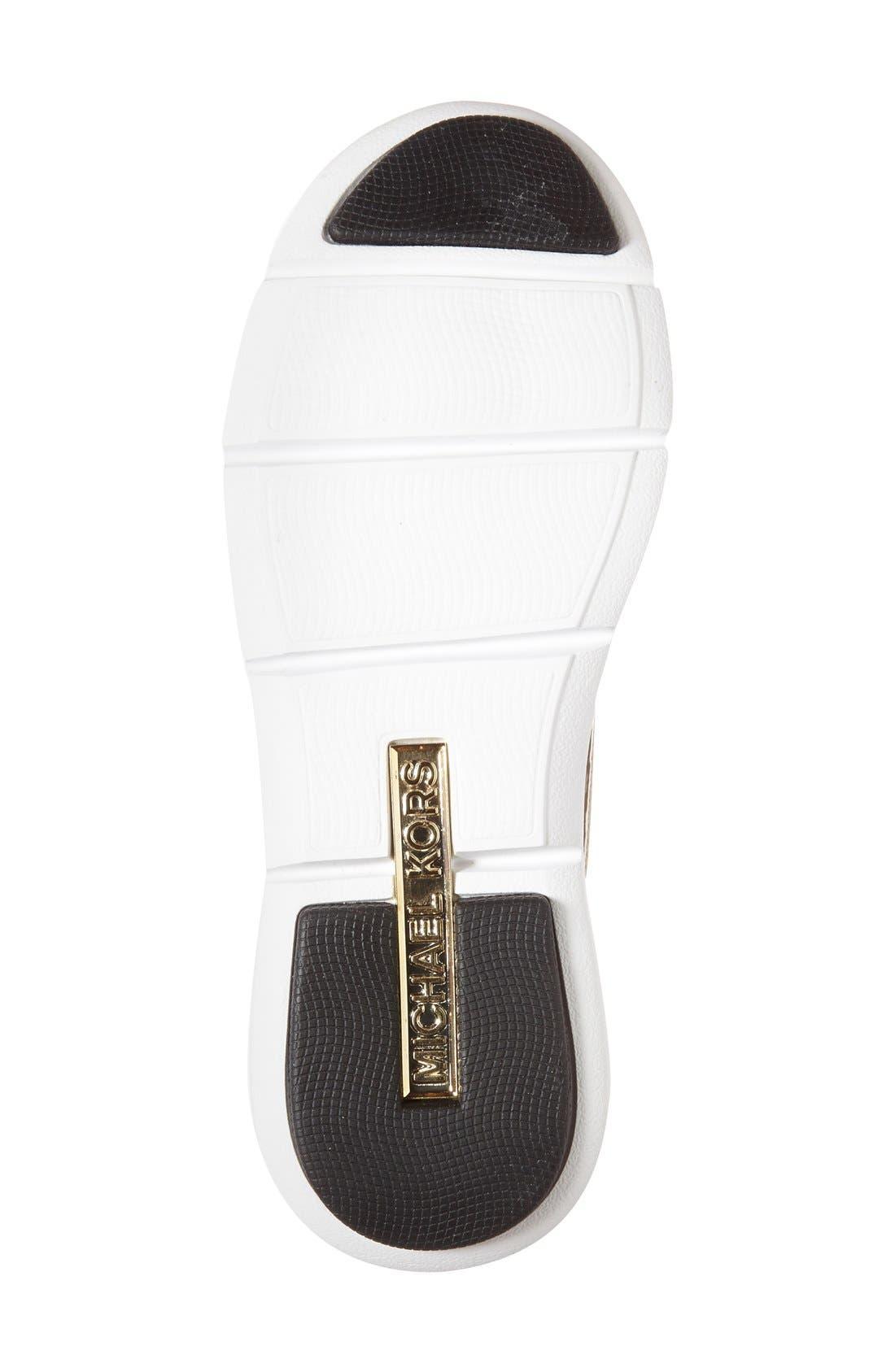 Alternate Image 4  - MICHAEL Michael Kors 'Ace' Sneaker (Women)