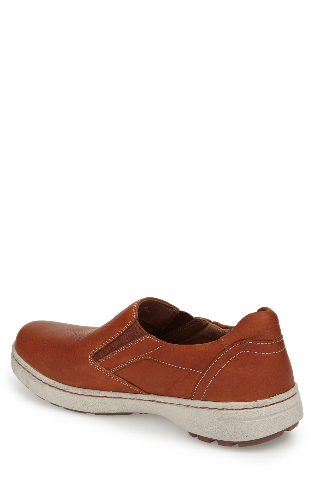 Alternate Image 2  - Dansko 'Viktor' Water Resistant Slip-On Sneaker (Men)