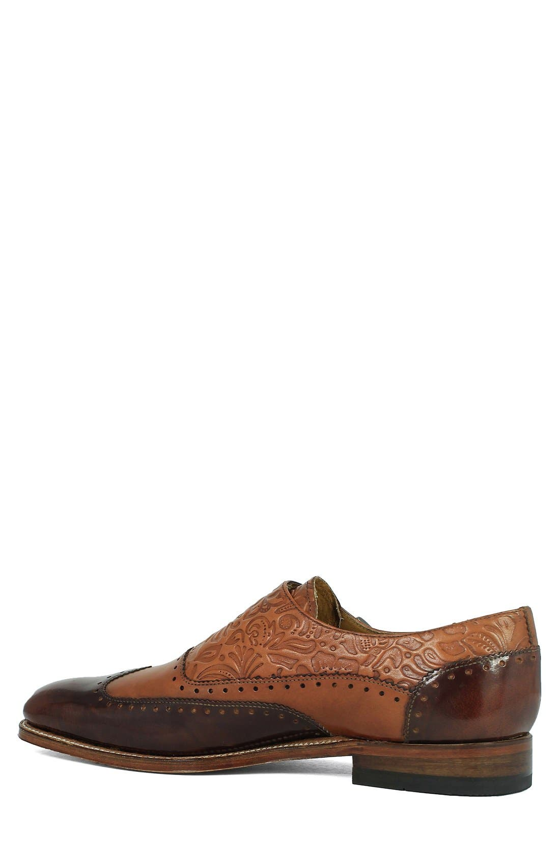 Alternate Image 2  - Stacy Adams Madison II Monk Strap Shoe (Men)
