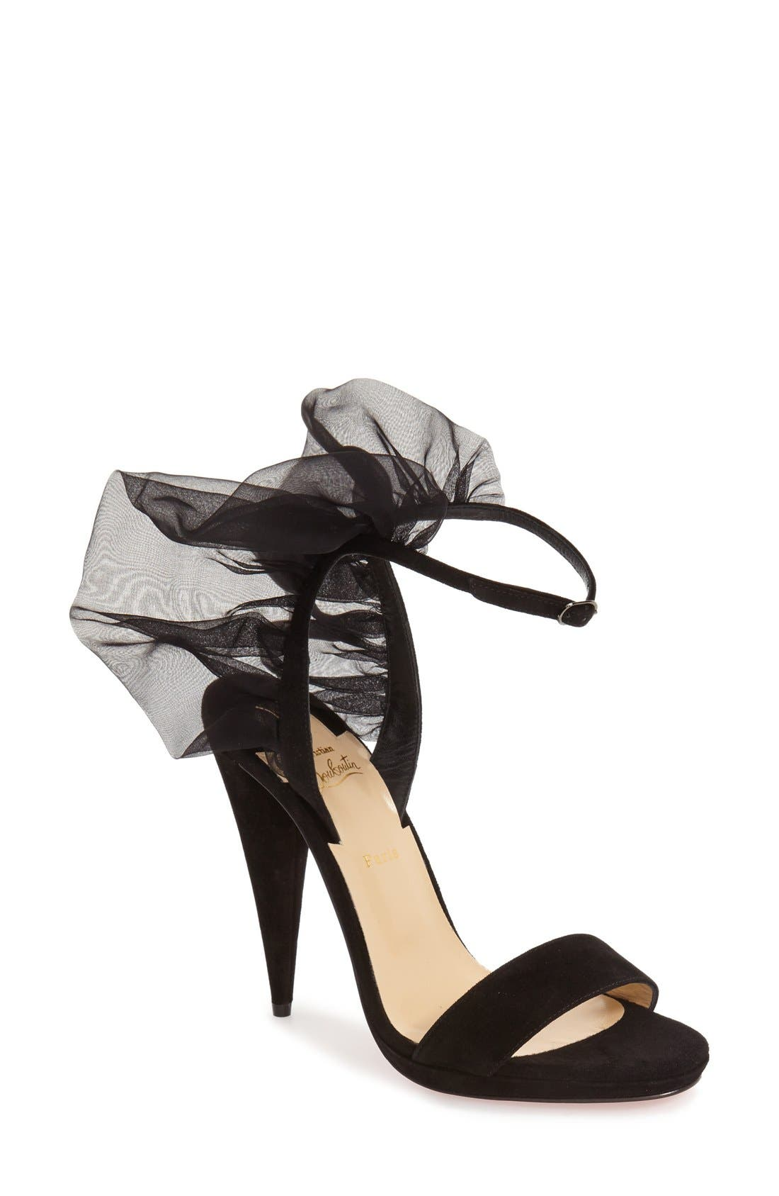 Alternate Image 1 Selected - Christian Louboutin 'Jacqueline' Sandal
