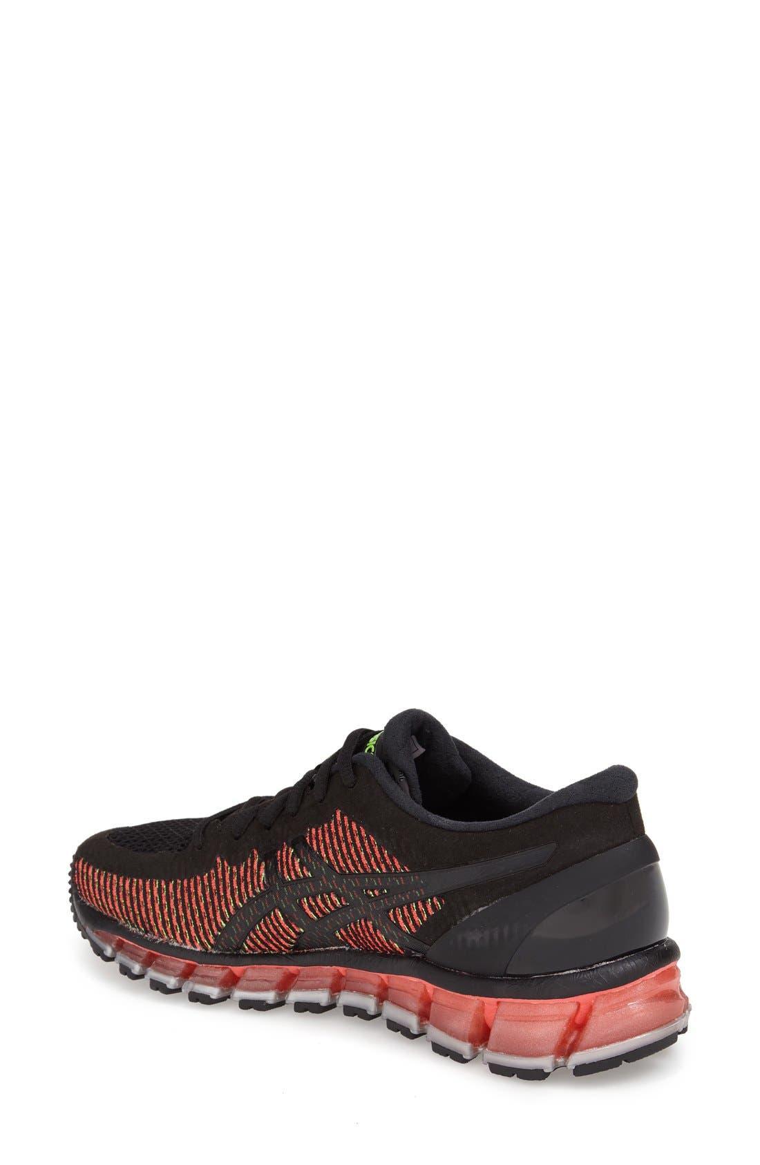 Alternate Image 2  - ASICS® 'GEL-Quantum 360' Running Shoe (Women)