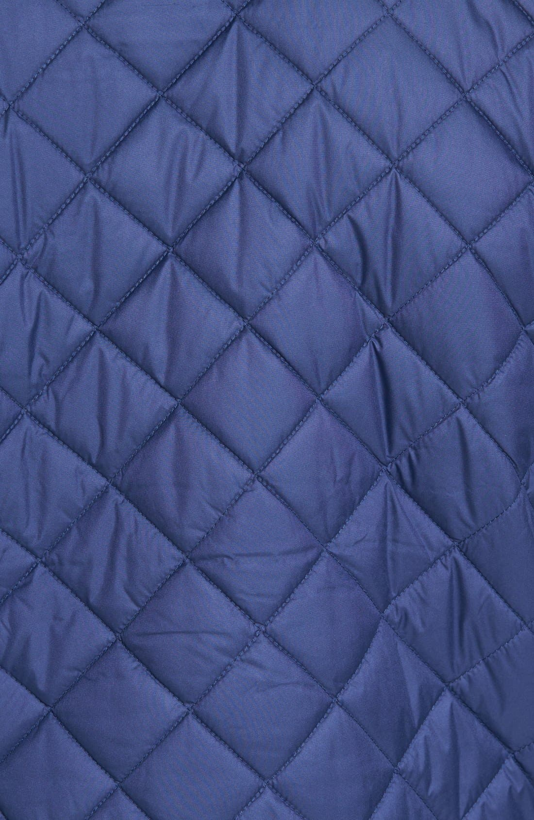 Alternate Image 5  - Peter Millar Norfolk Water Resistant Quilted Jacket