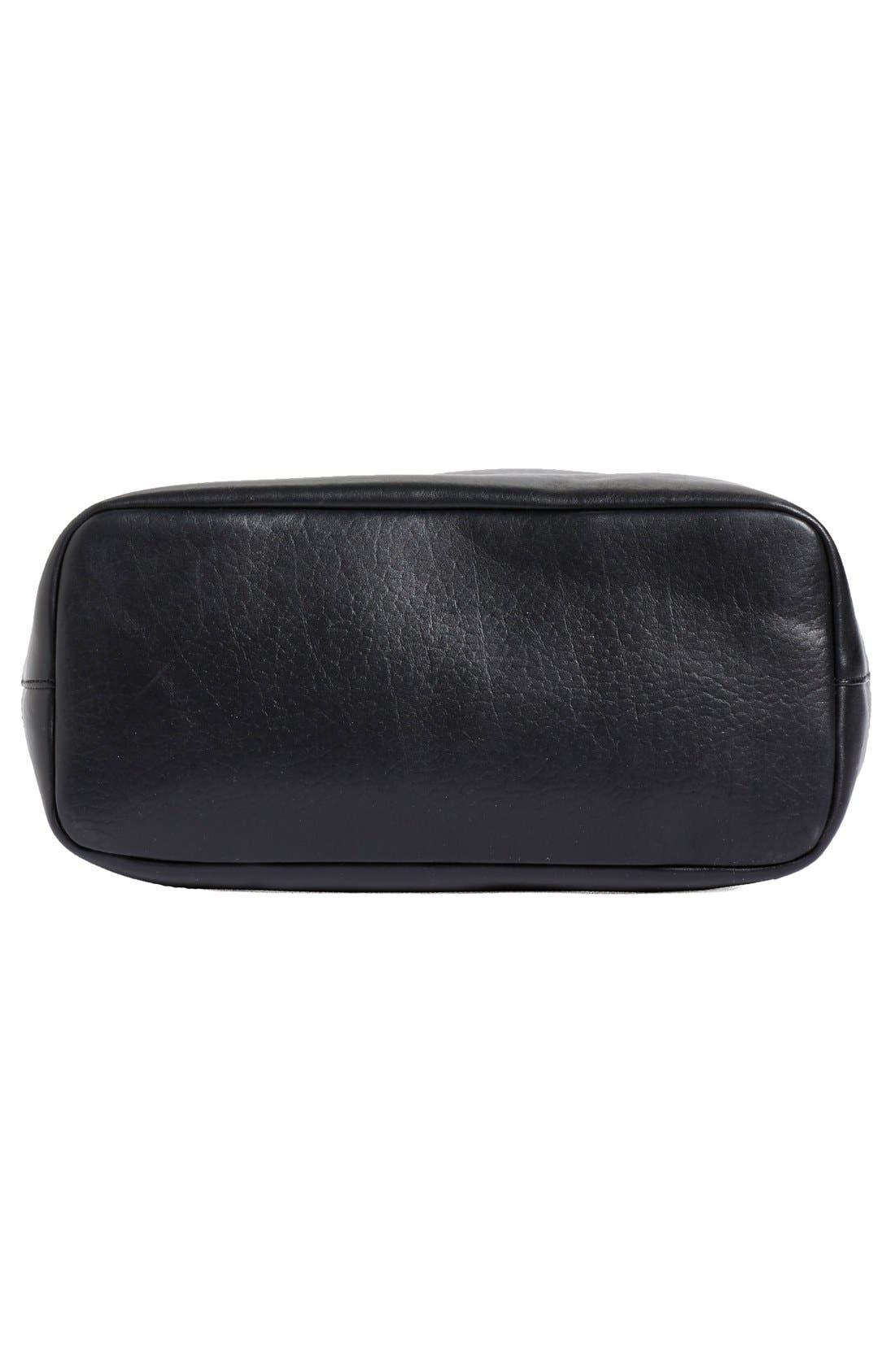 Alternate Image 8  - Shinola Relaxed Leather Hobo Bag