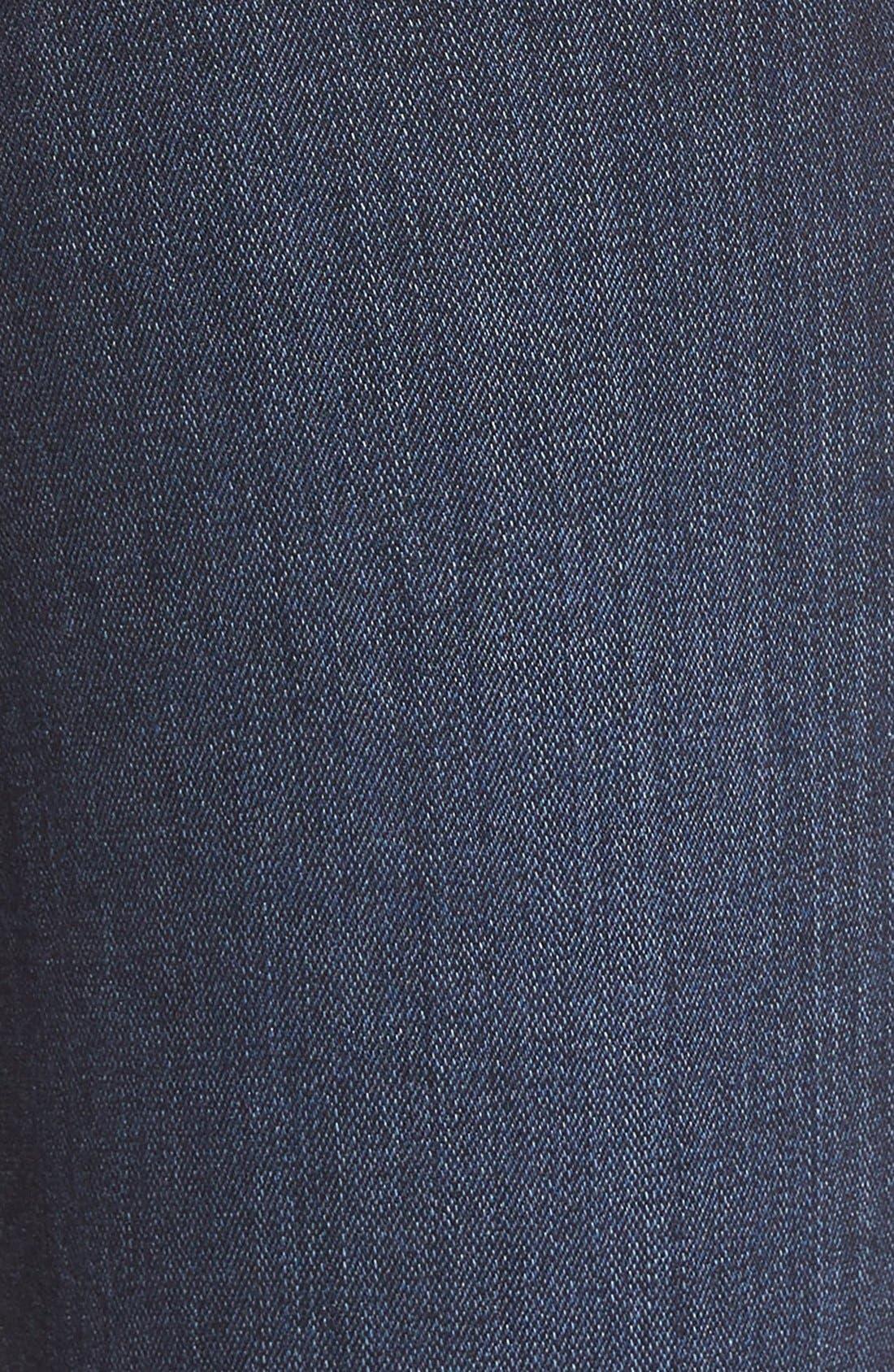 Transcend - Verdugo Ankle Ultra Skinny Jeans,                             Alternate thumbnail 6, color,                             Hartmann