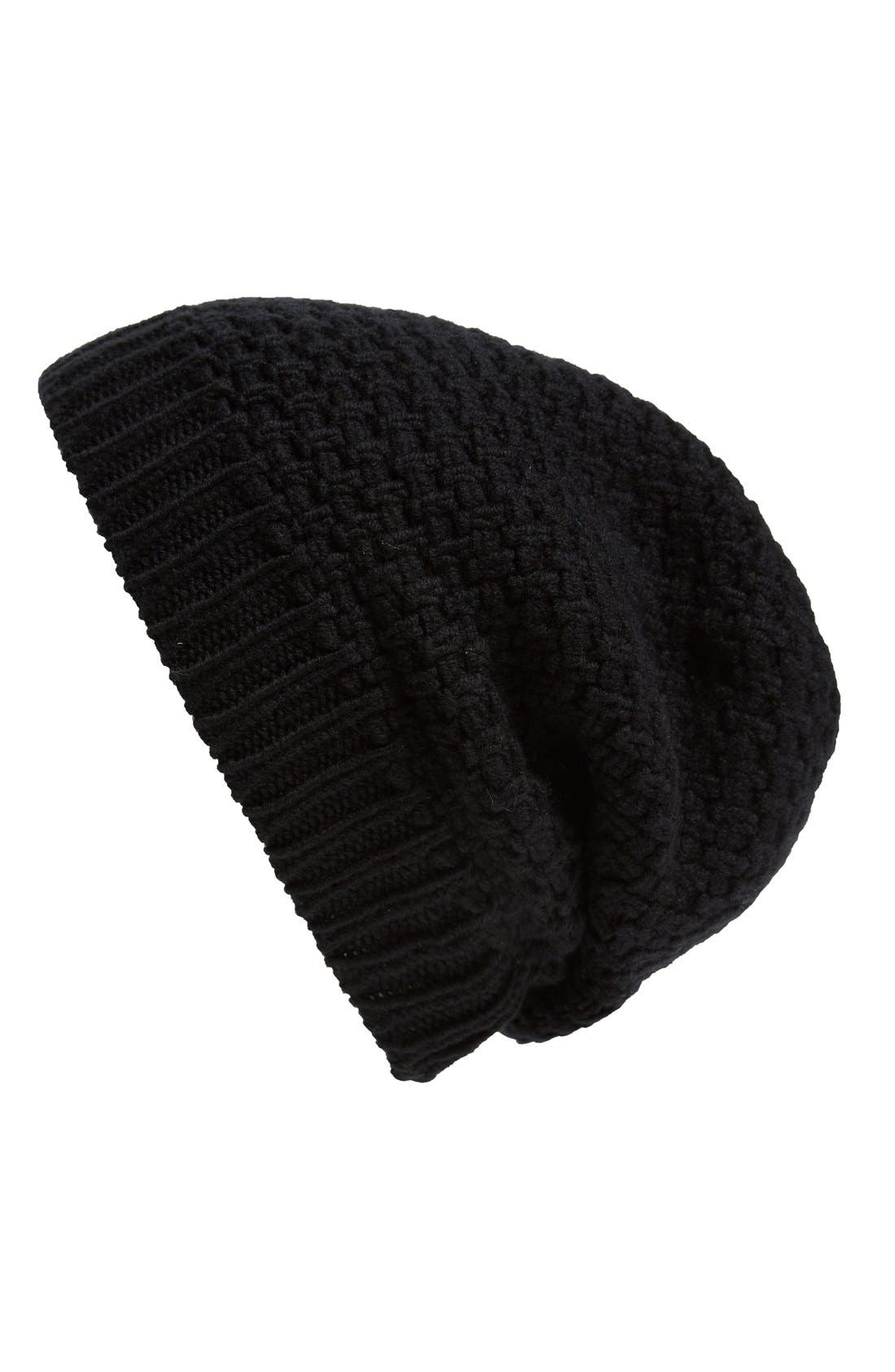 Alternate Image 1 Selected - Rick Owens Knit Wool Beanie