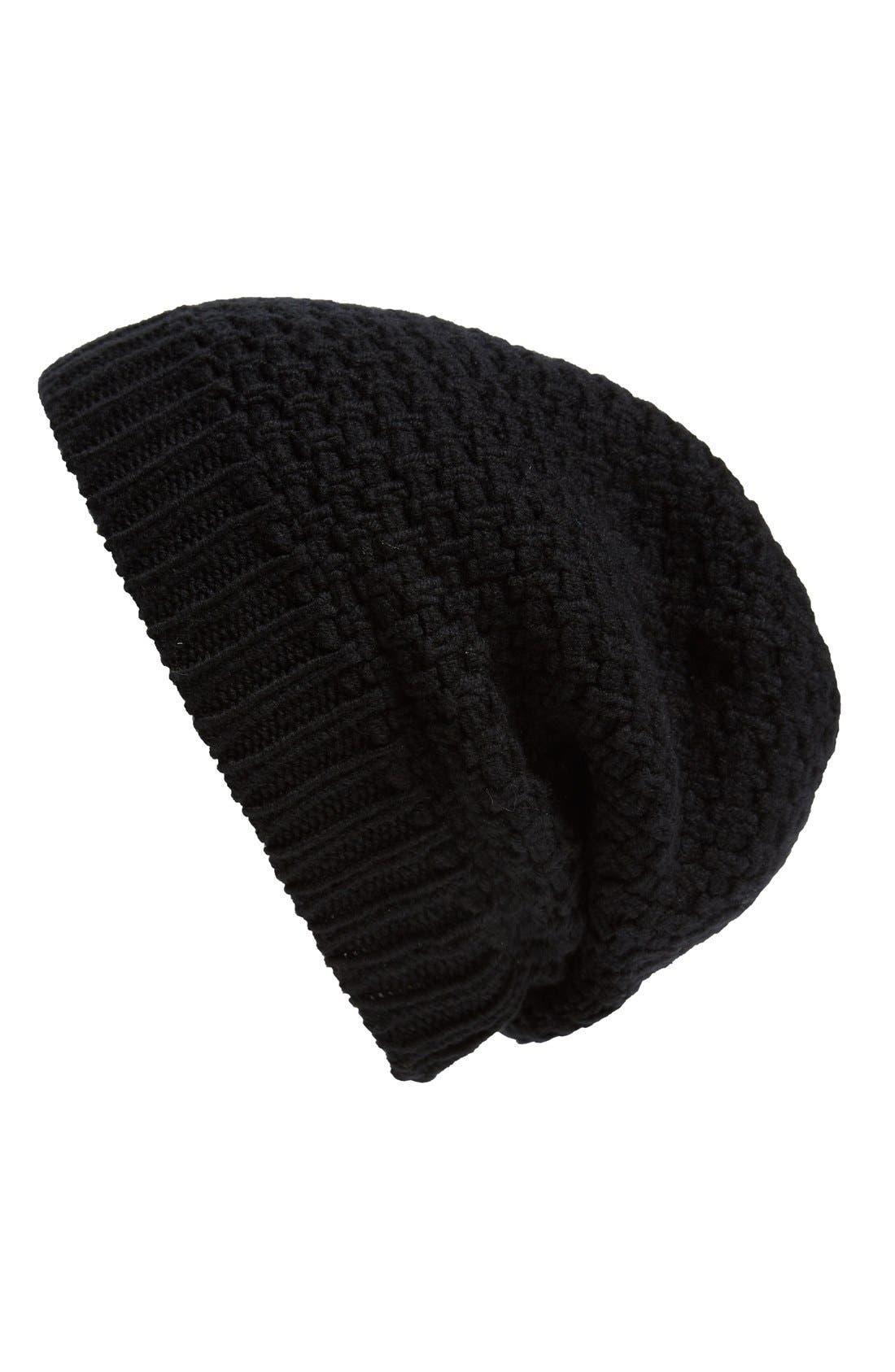 Main Image - Rick Owens Knit Wool Beanie
