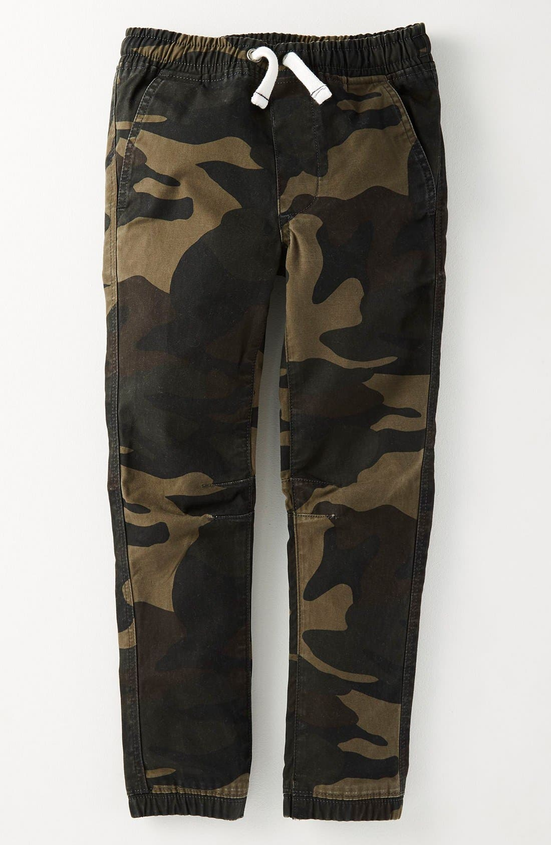 Alternate Image 1 Selected - Mini Boden Chino Jogger Pants (Toddler Boys, Little Boys & Big Boys)