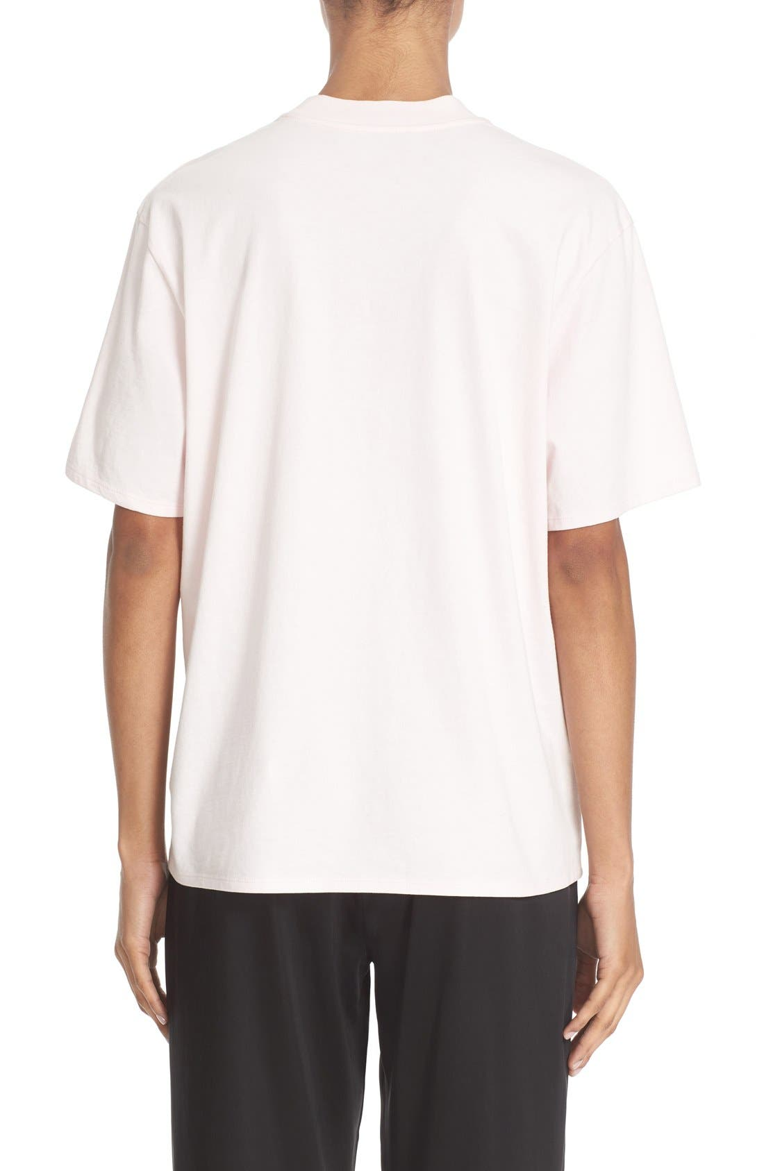 Alternate Image 4  - Alexander Wang Label Patch Tee