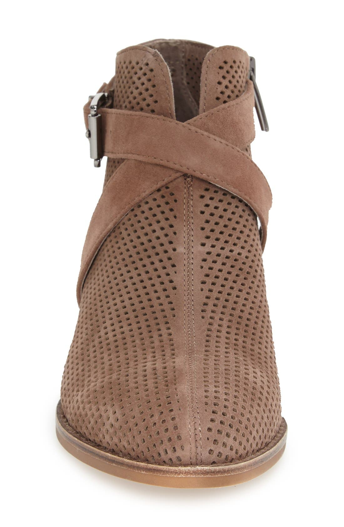 Alternate Image 3  - Vince Camuto 'Casha' Perforated Bootie (Women)
