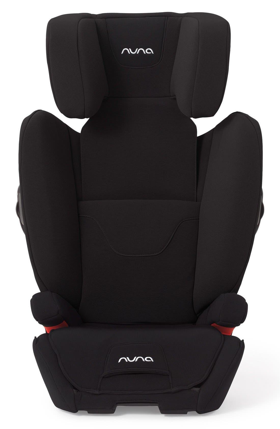 Alternate Image 1 Selected - nuna AACE™ Booster Car Seat