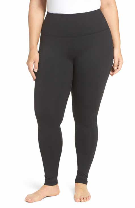 b8cf703a24e Zella Live In High Waist Leggings (Plus Size)