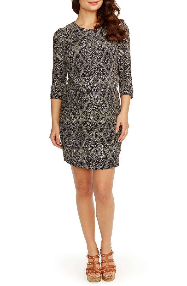 Sloane Maternity Dress