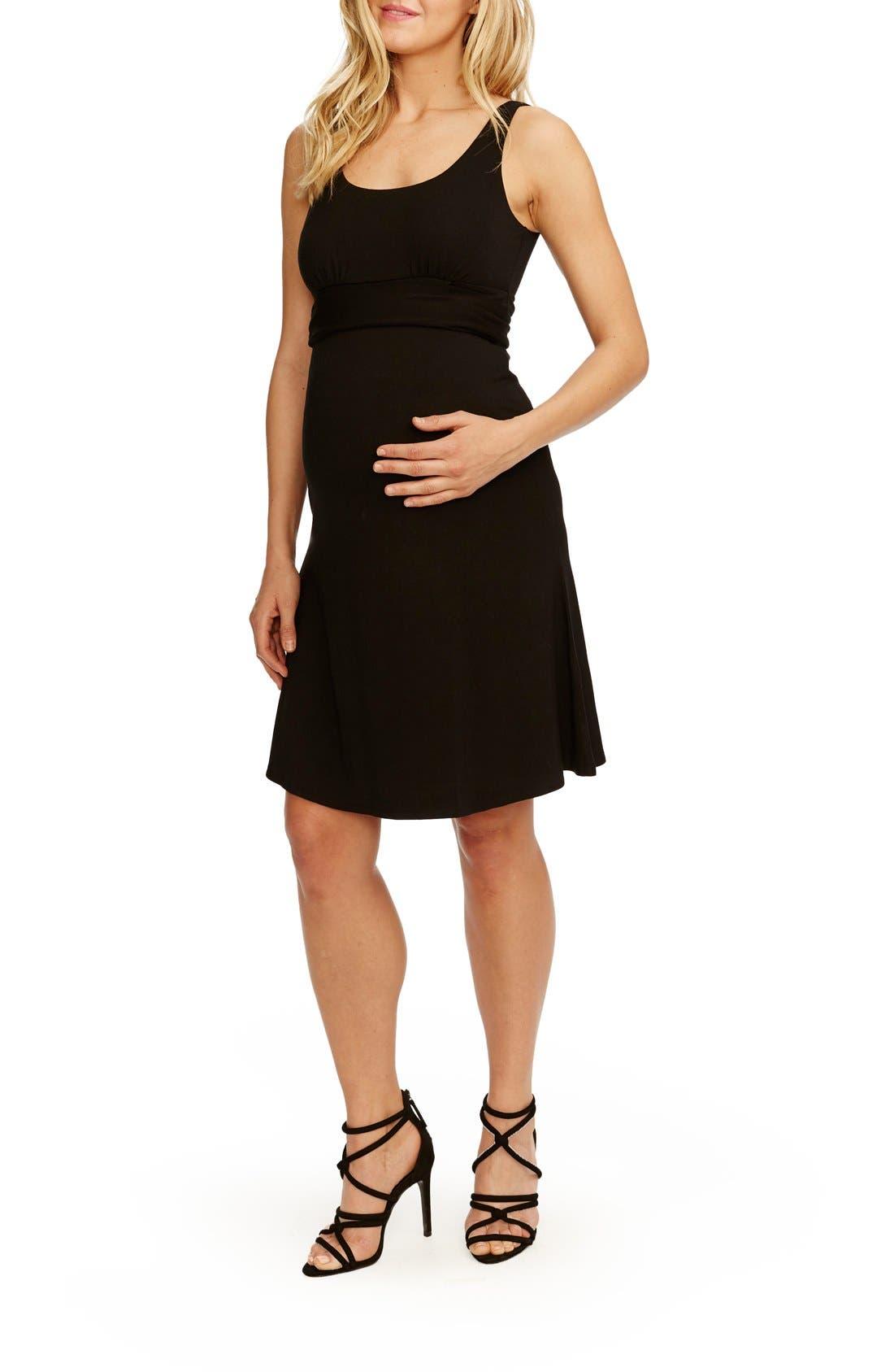 Alternate Image 1 Selected - Rosie Pope 'Best' Maternity Dress
