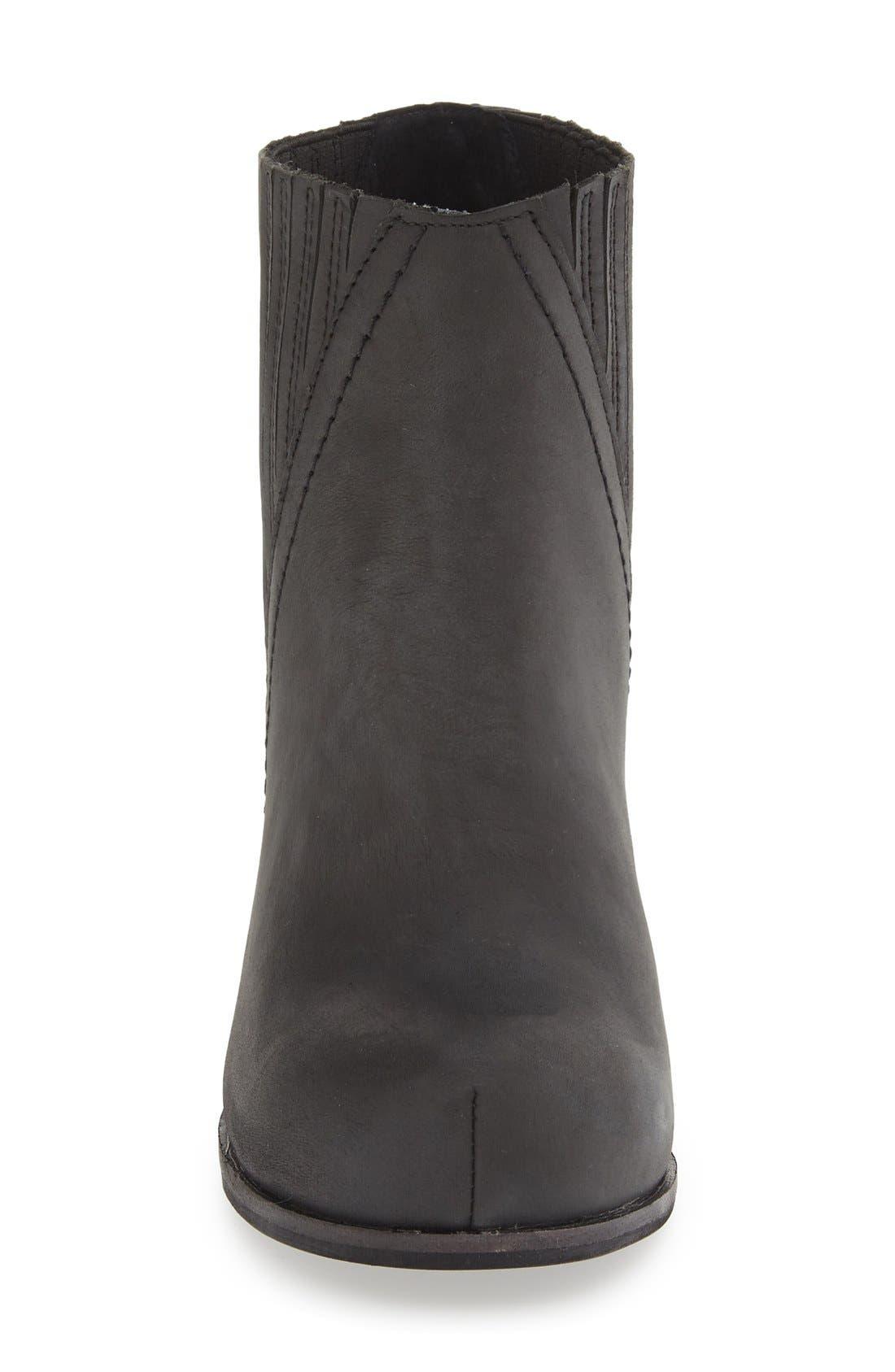 Alternate Image 3  - Jeffrey Campbell 'Gershon' Block Heel Bootie (Women)
