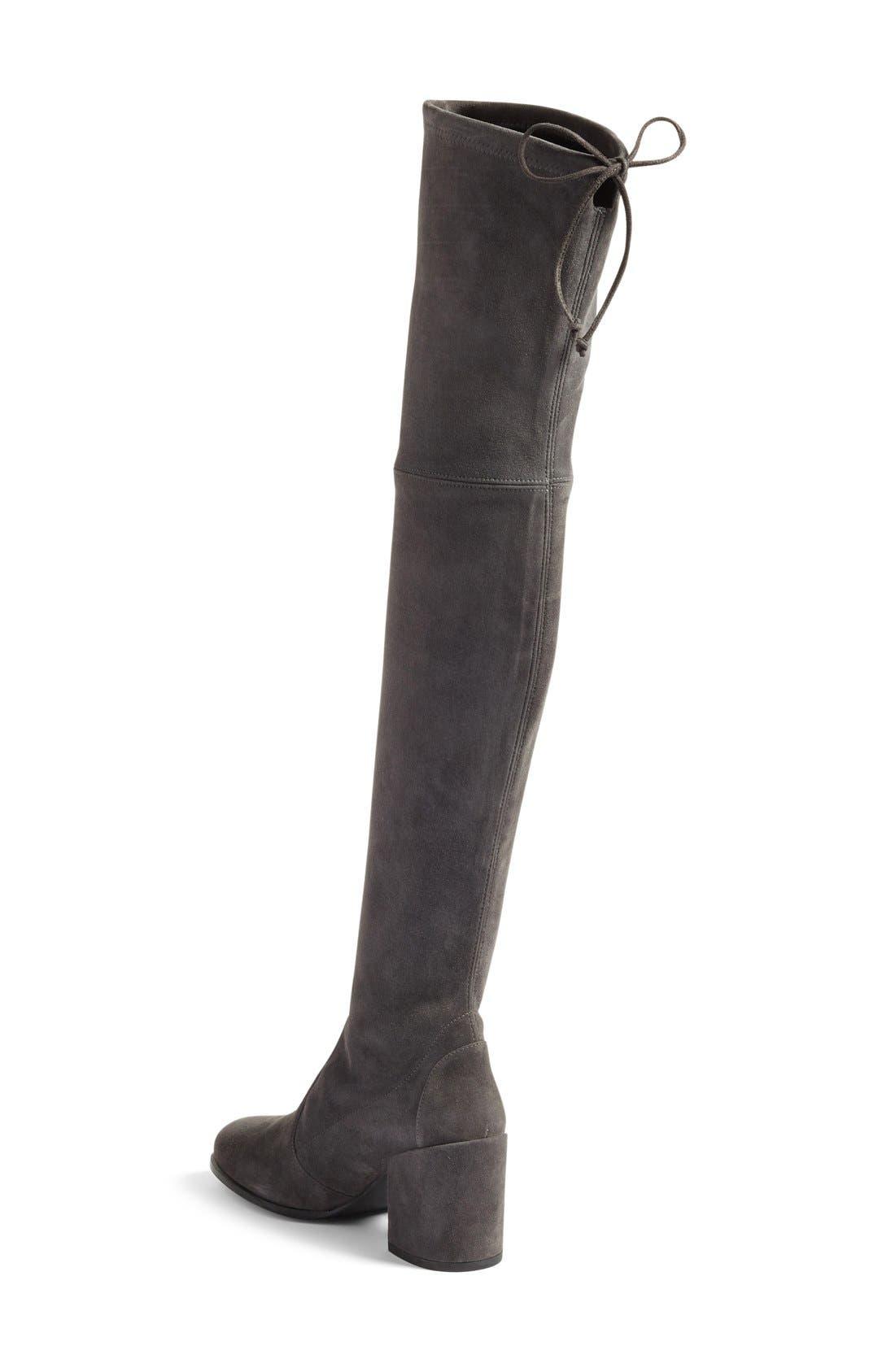 Alternate Image 2  - Stuart Weitzman Tieland Over the Knee Boot (Women)