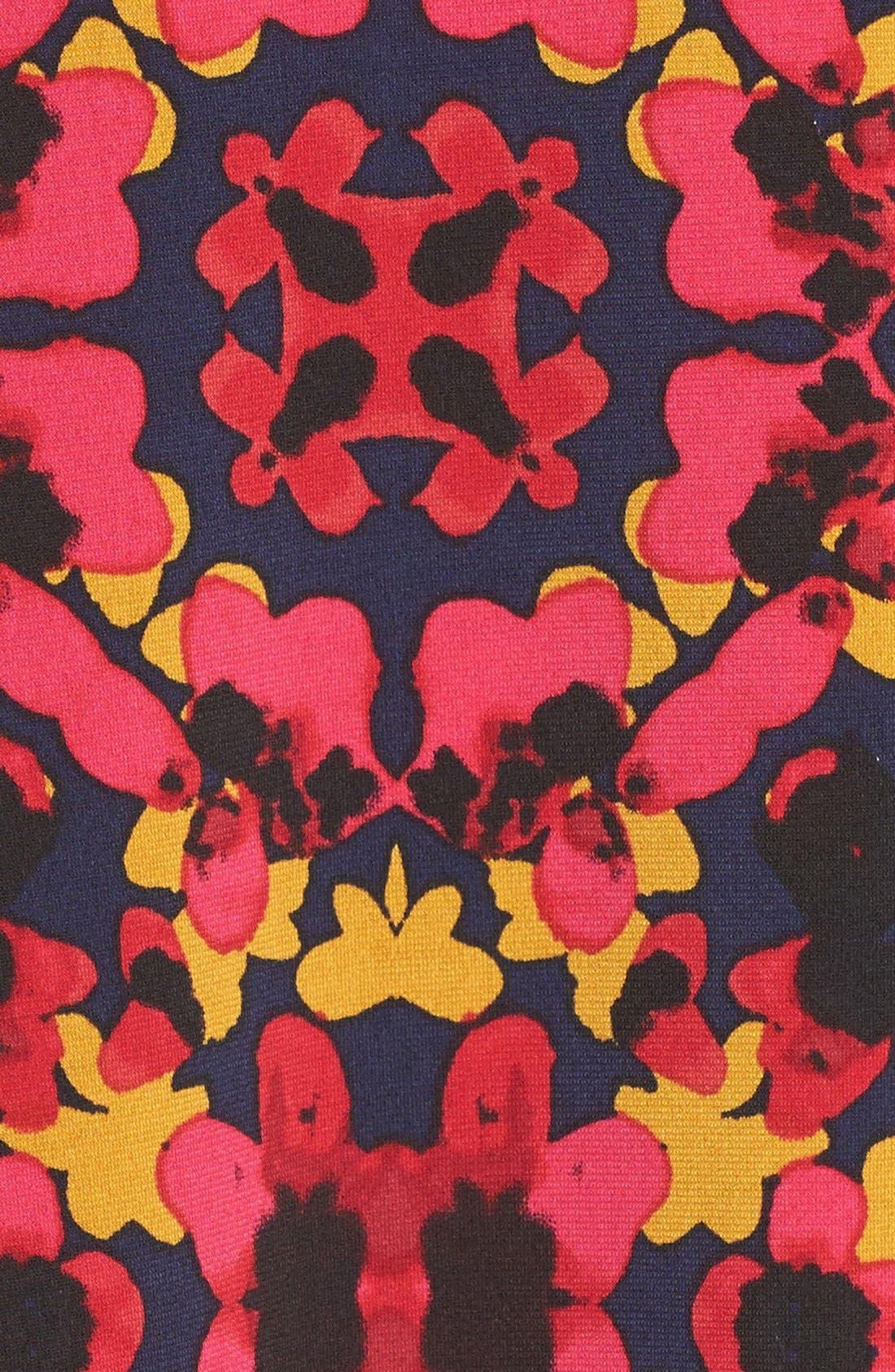 Alternate Image 6  - Leota Dolman Sleeve Jersey Sheath Dress