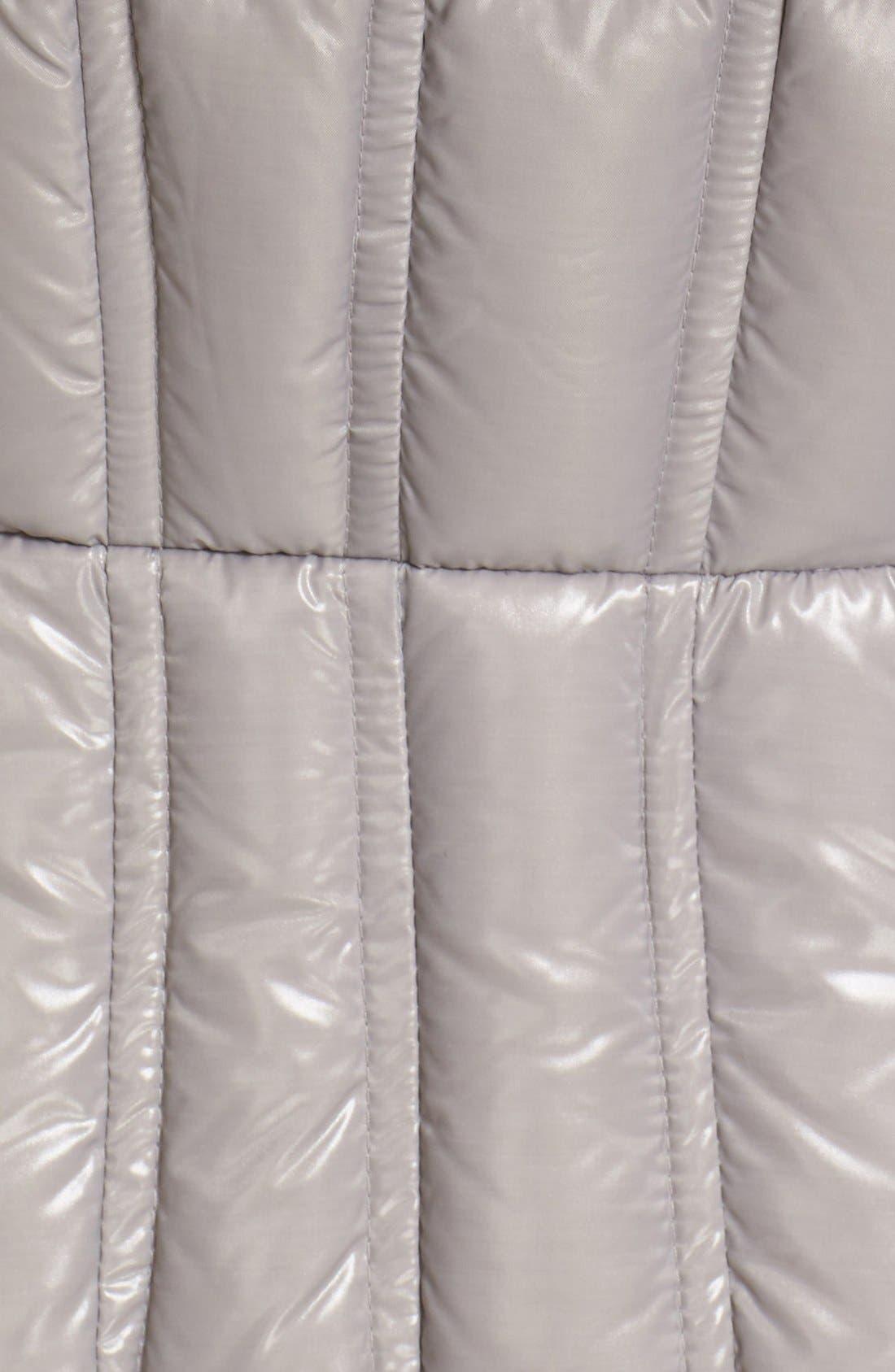 Alternate Image 3  - Moncler 'Daphne' Water Resistant Short Shiny Nylon Jacket