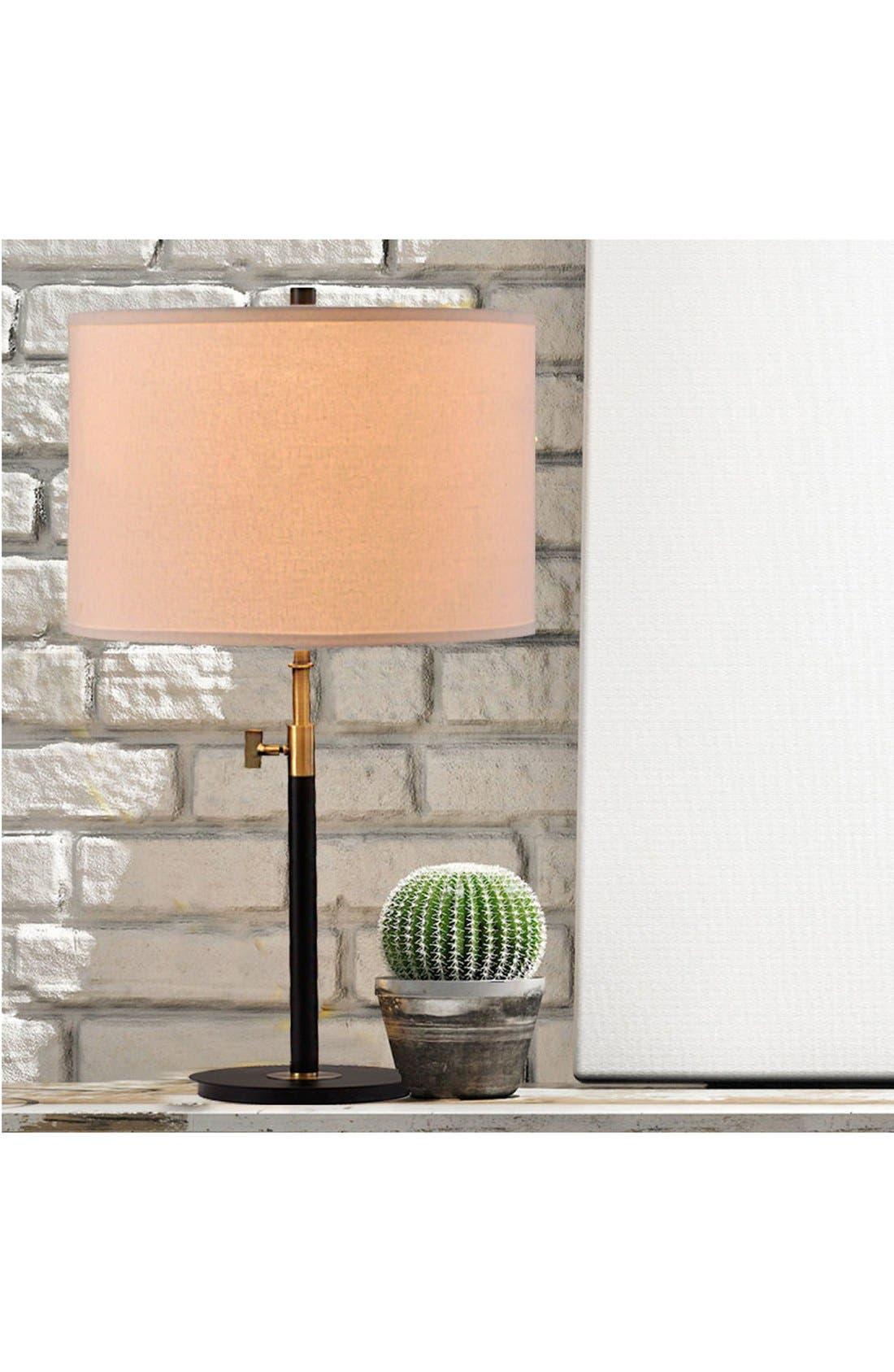 Alternate Image 2  - JAlexander Adjustable Table Lamp