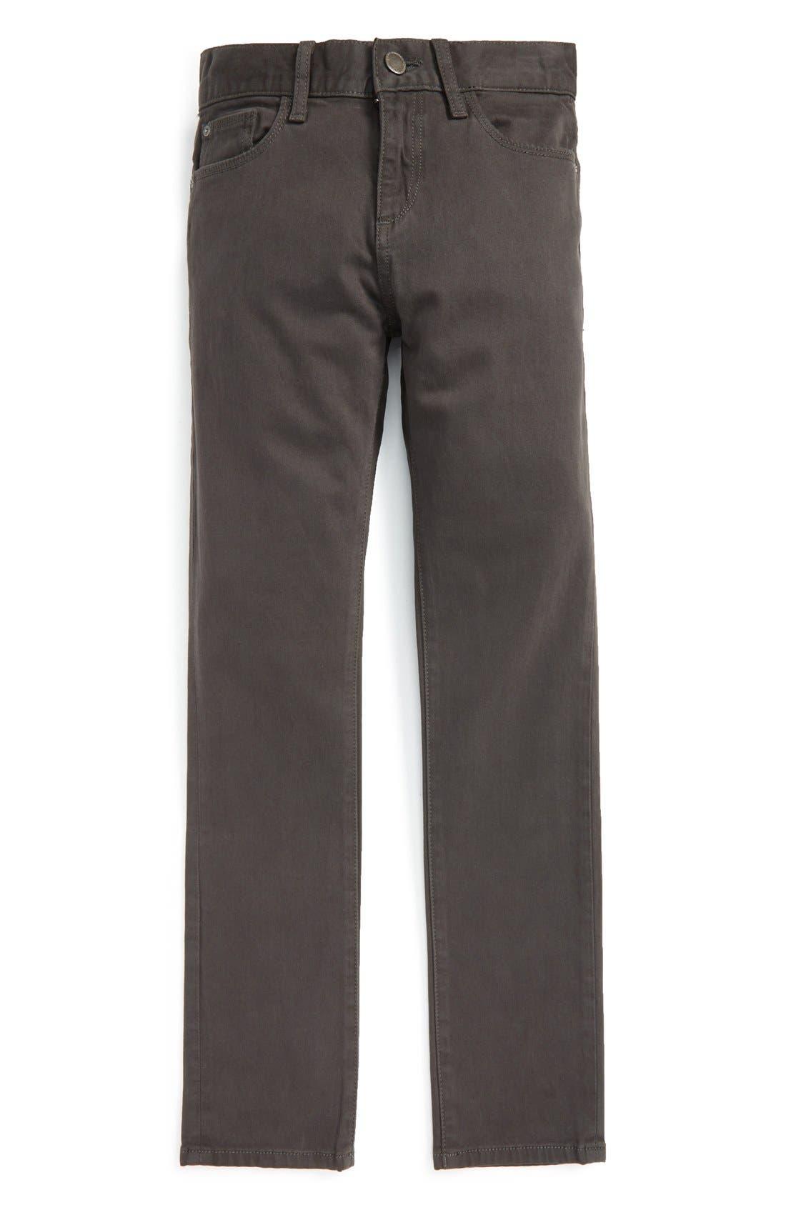 Alternate Image 1 Selected - DL1961 'Hawke' Skinny Jeans (Big Boys)